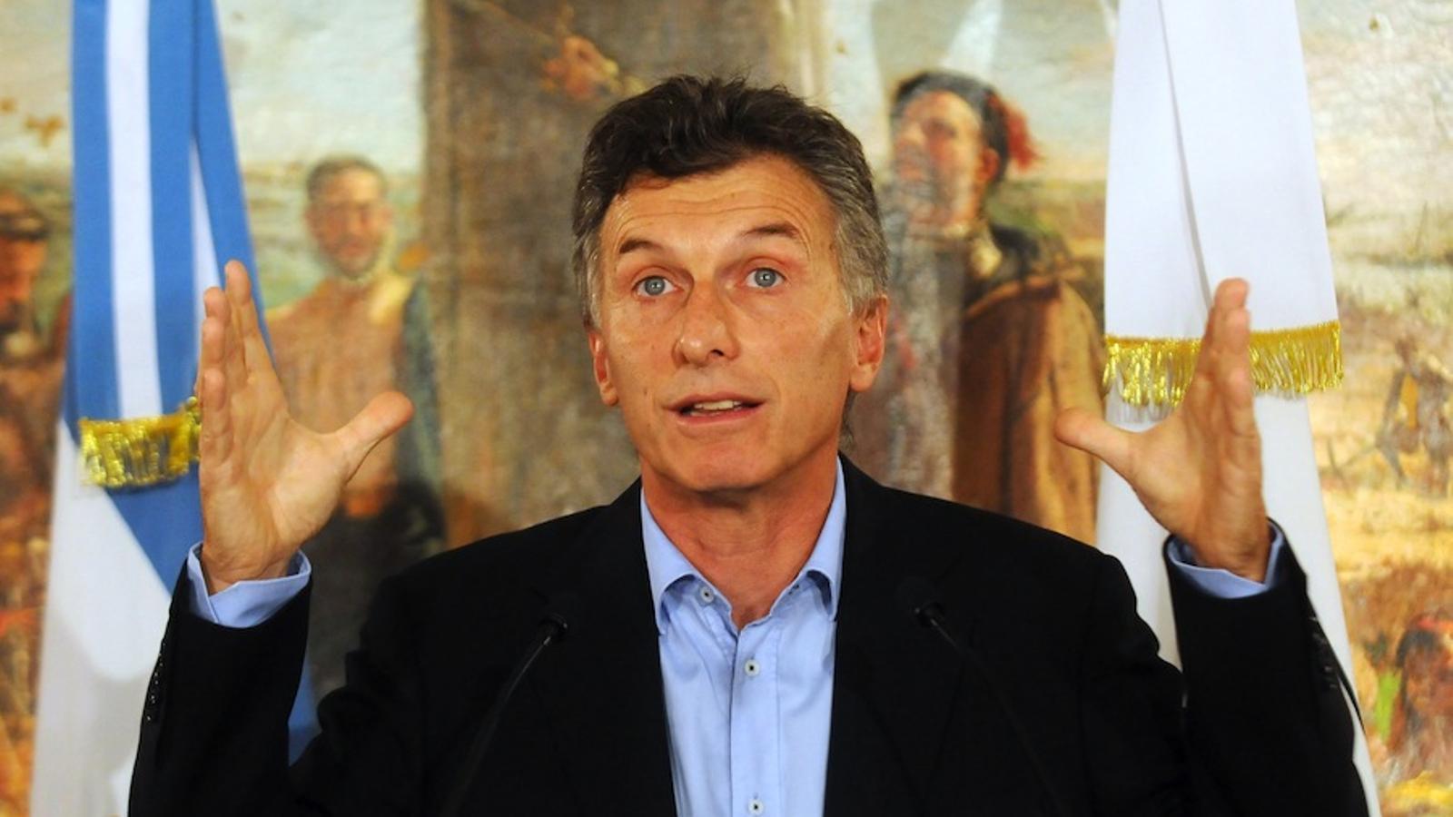 L'alcalde de Buenos Aires, Mauricio Macri / EFE