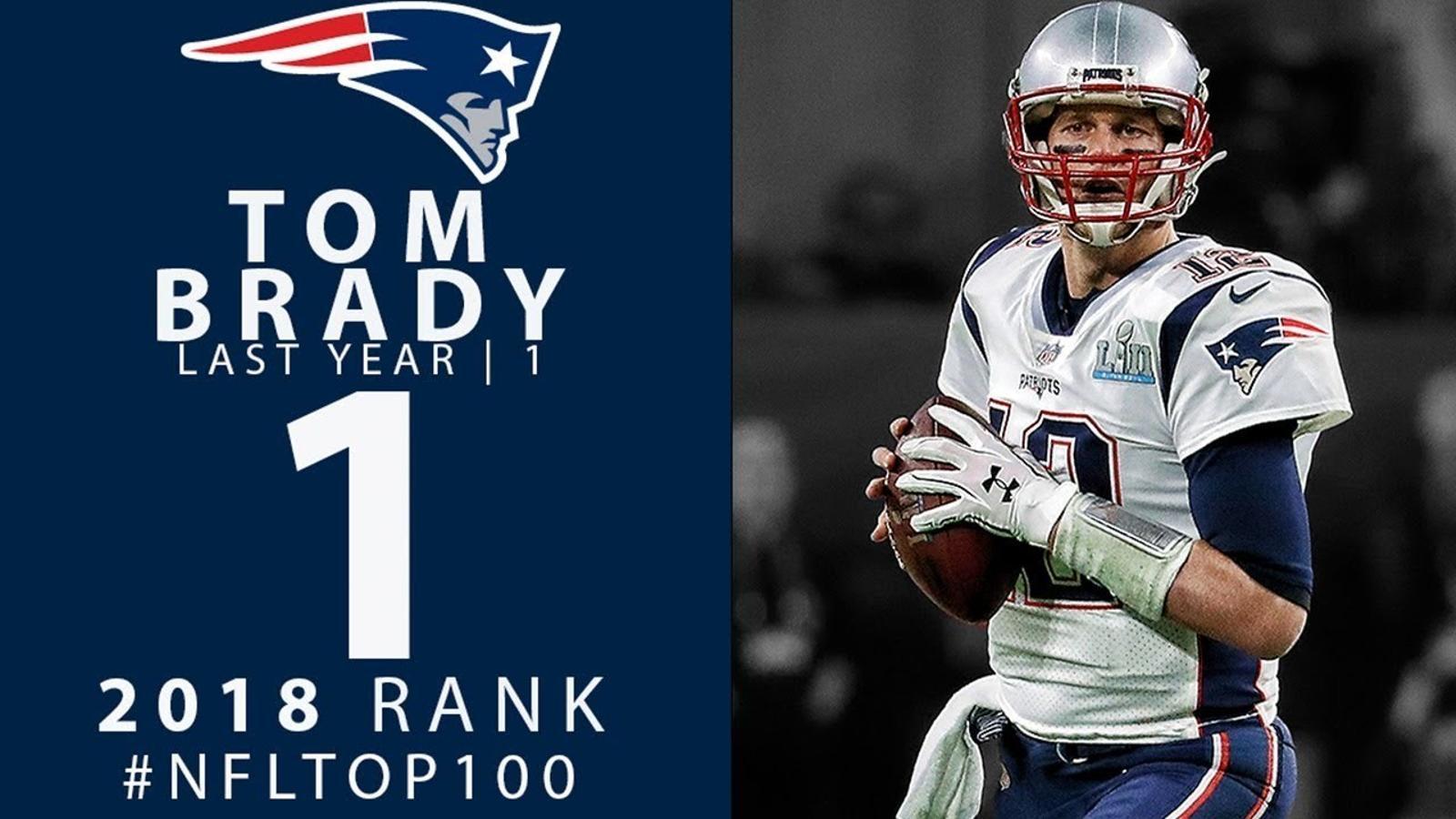 Tom Brady ha participat en 9 Super Bowls