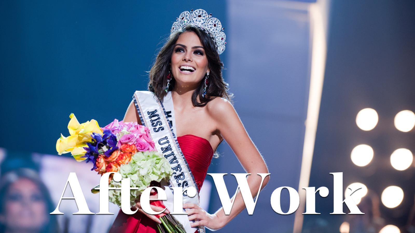 L'After Work d'Antoni Bassas: La de Miss Univers i altres respostes brillants