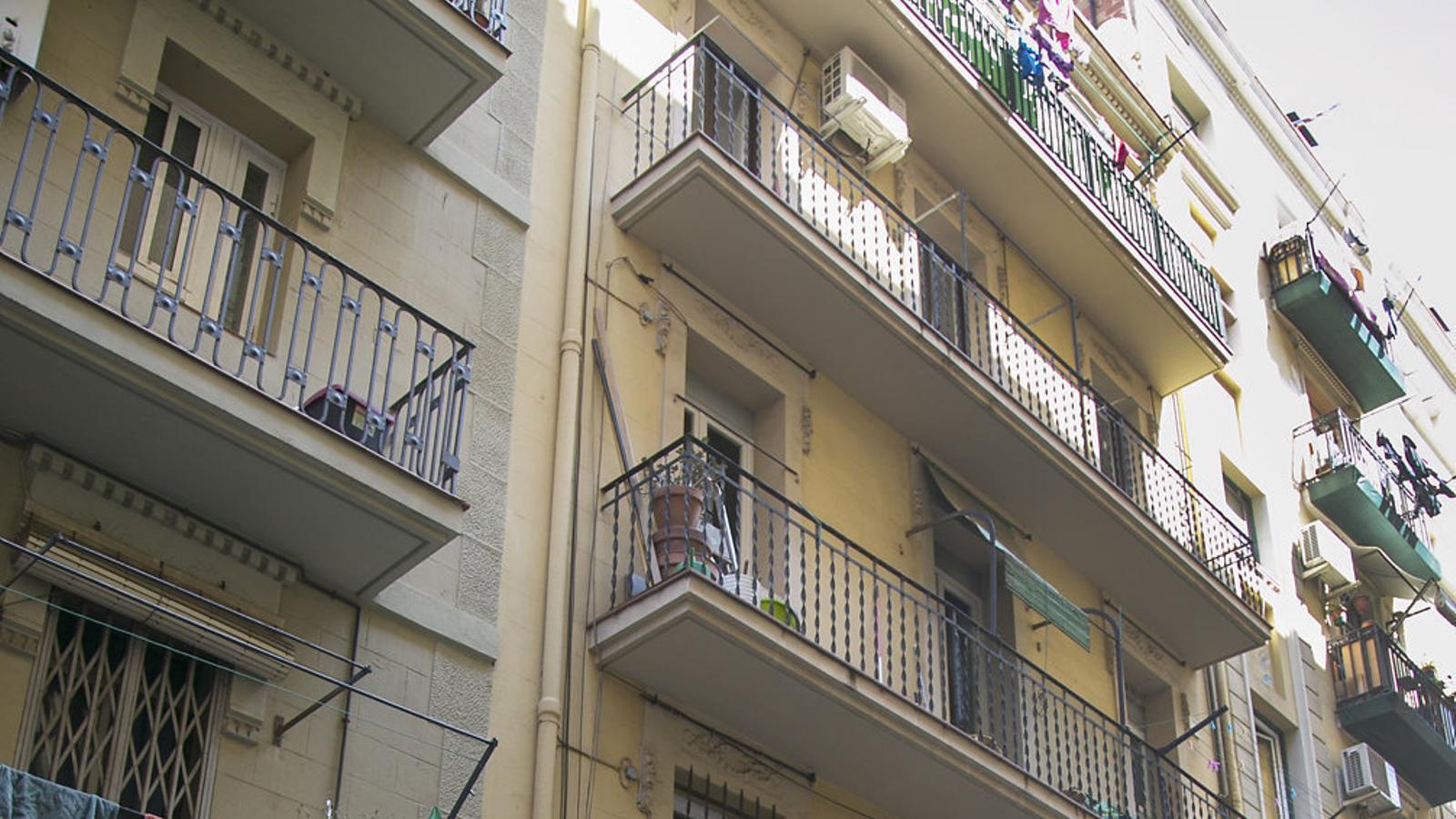 Airbnb empeny el negoci de pisos sencers, el seu gran escull a Barcelona