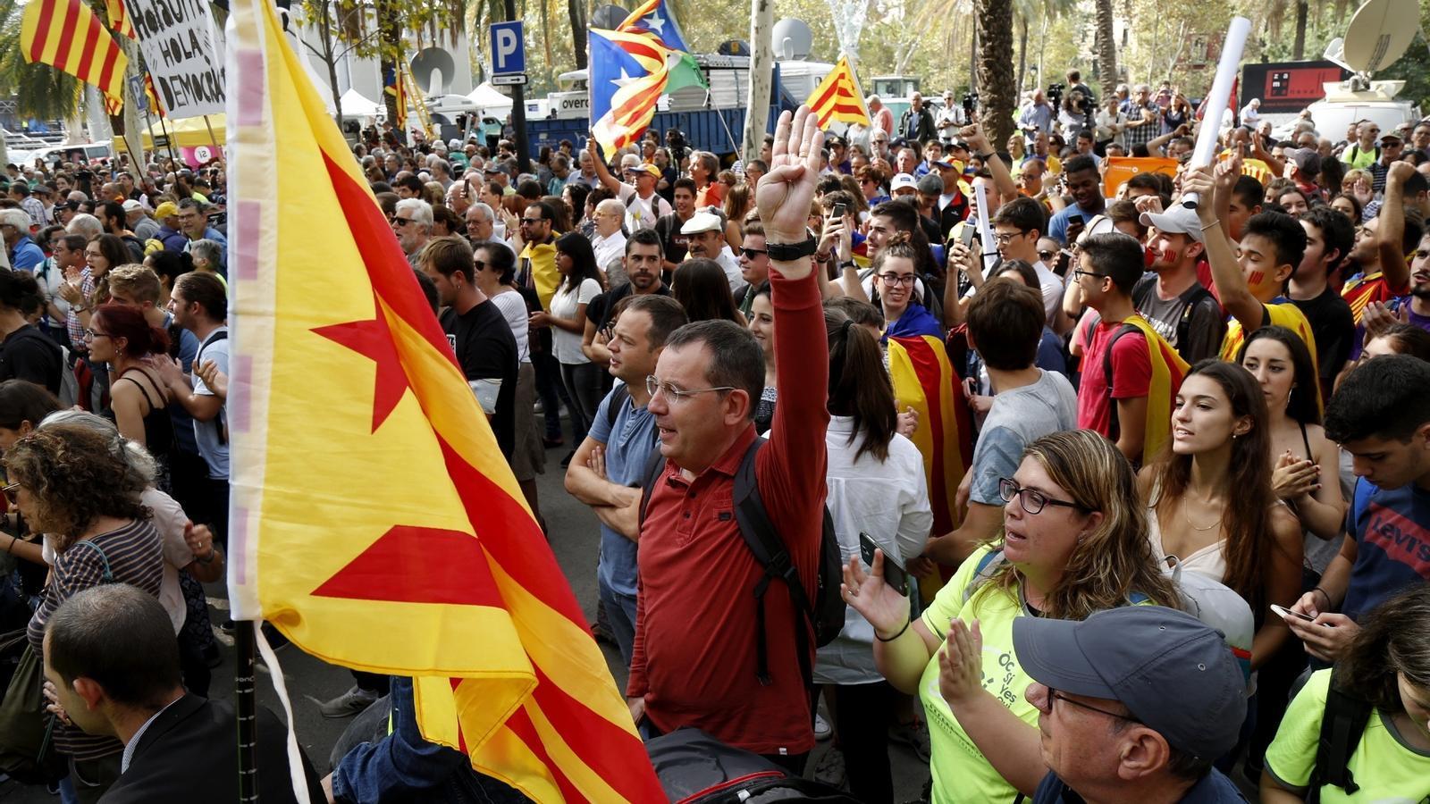 """Aragonès critica que l'Estat empresoni els """"demòcrates"""" i no els """"corruptes"""""""