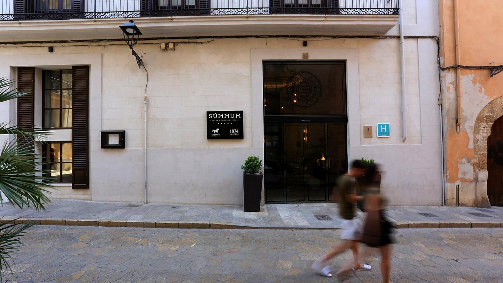 Hotels boutique, una passa més cap a la gentrificació