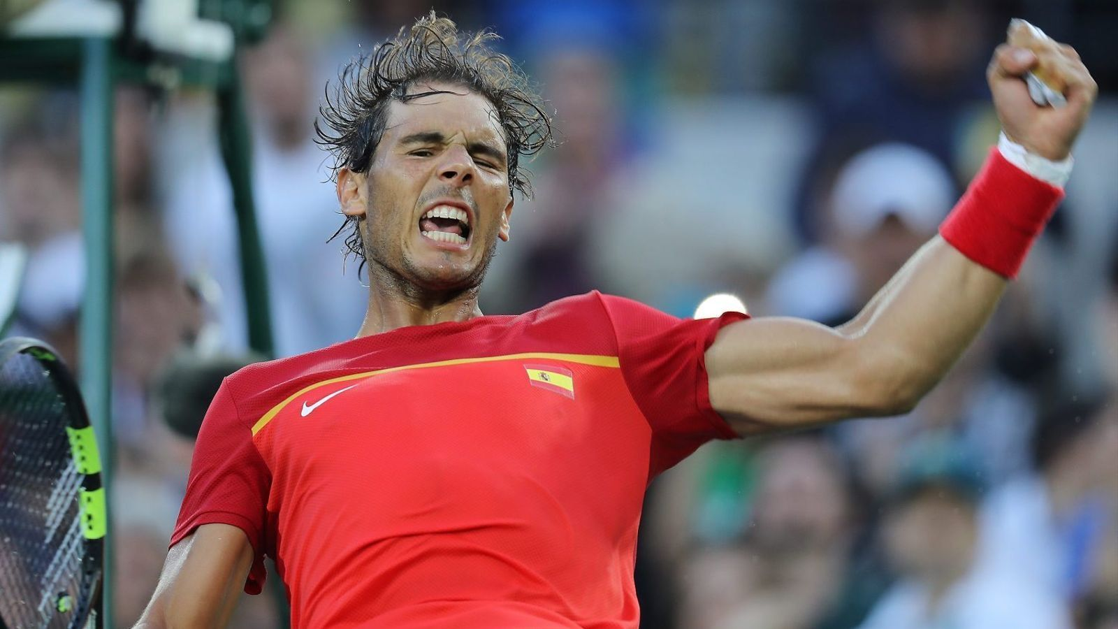 Rafa Nadal, irreductible