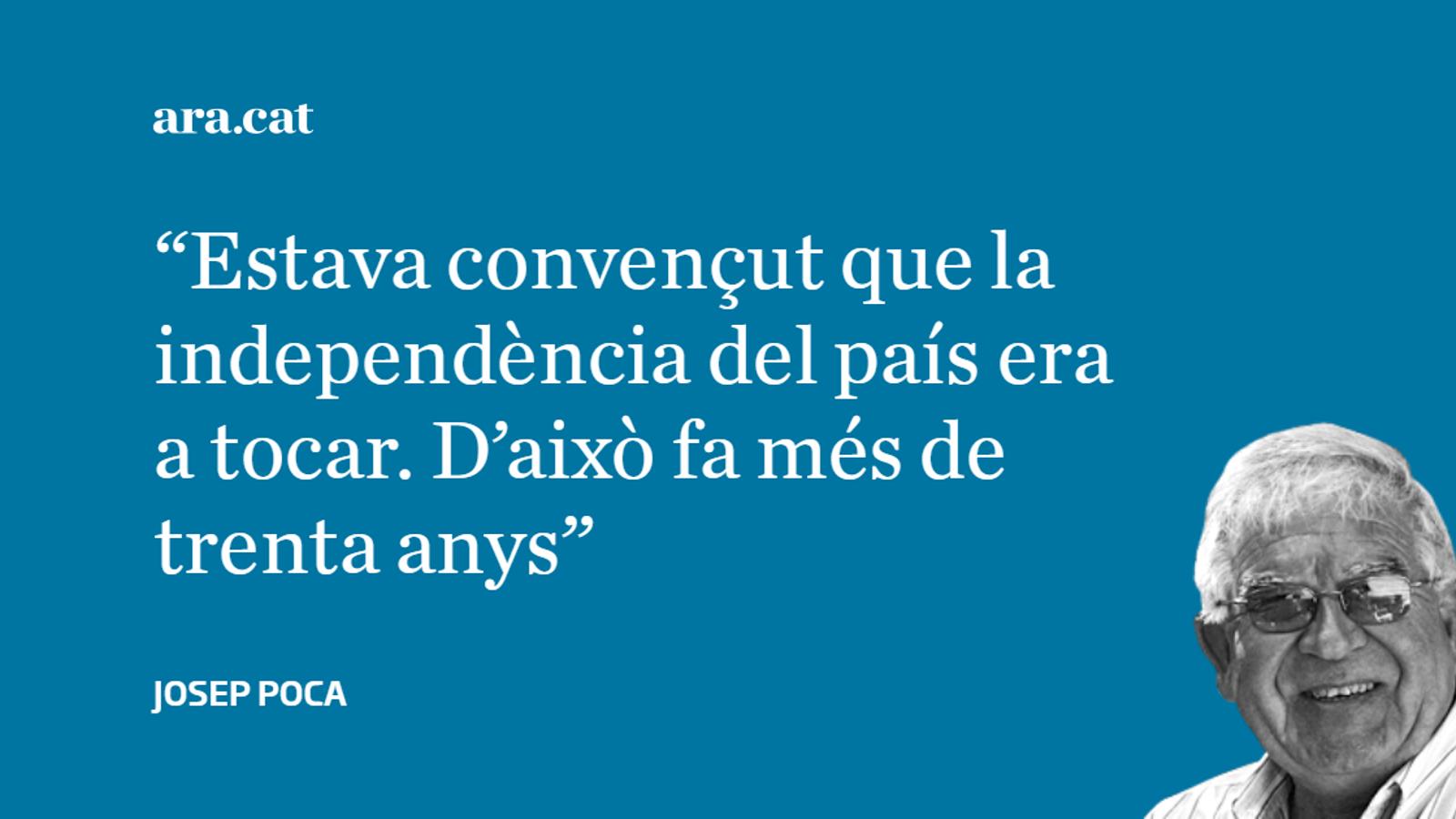 Mossèn Josep Dalmau se n'ha anat abans d'hora