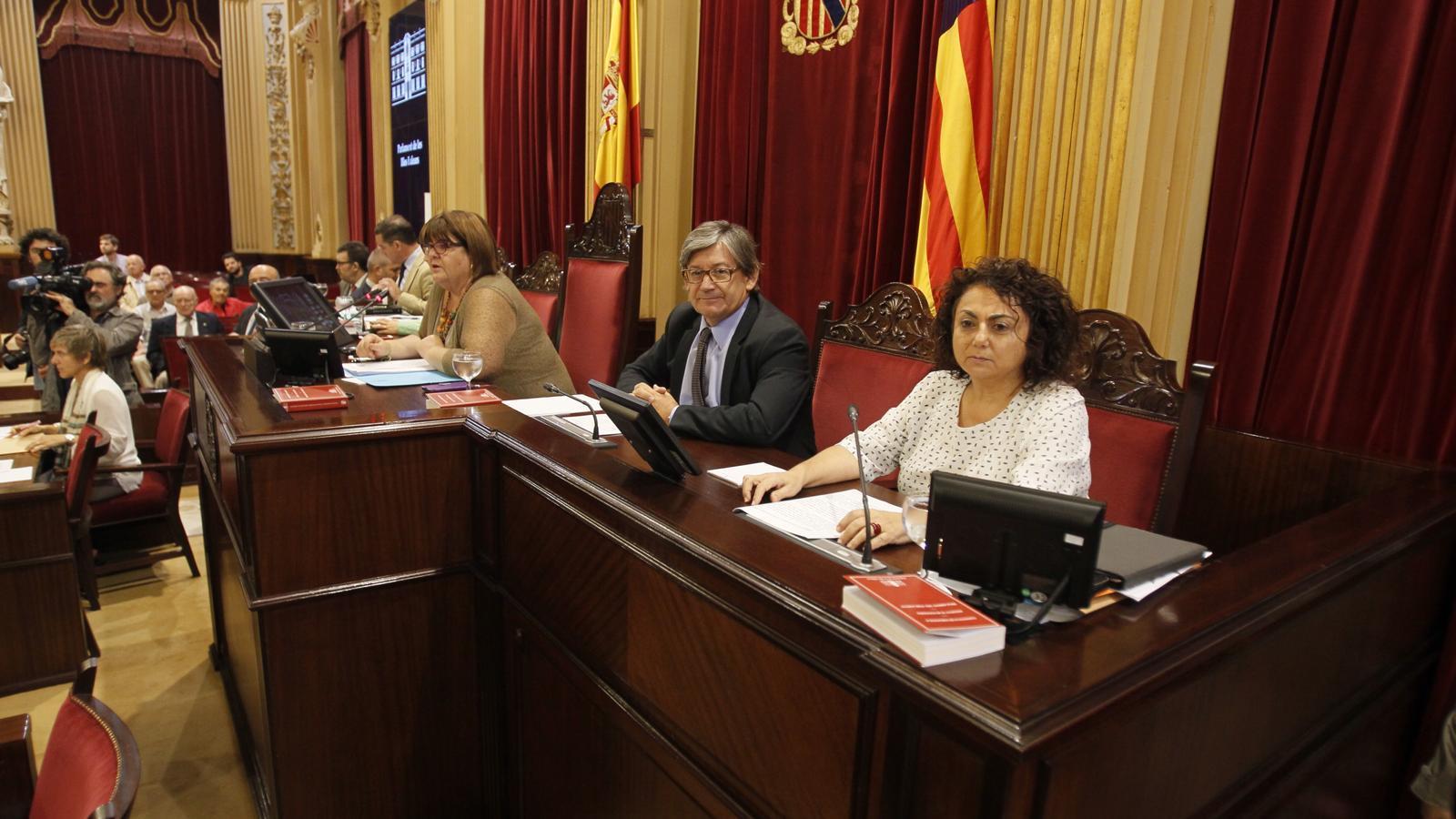 El Parlament ha aprovat, per unanimitat, la Declaració Institucional.