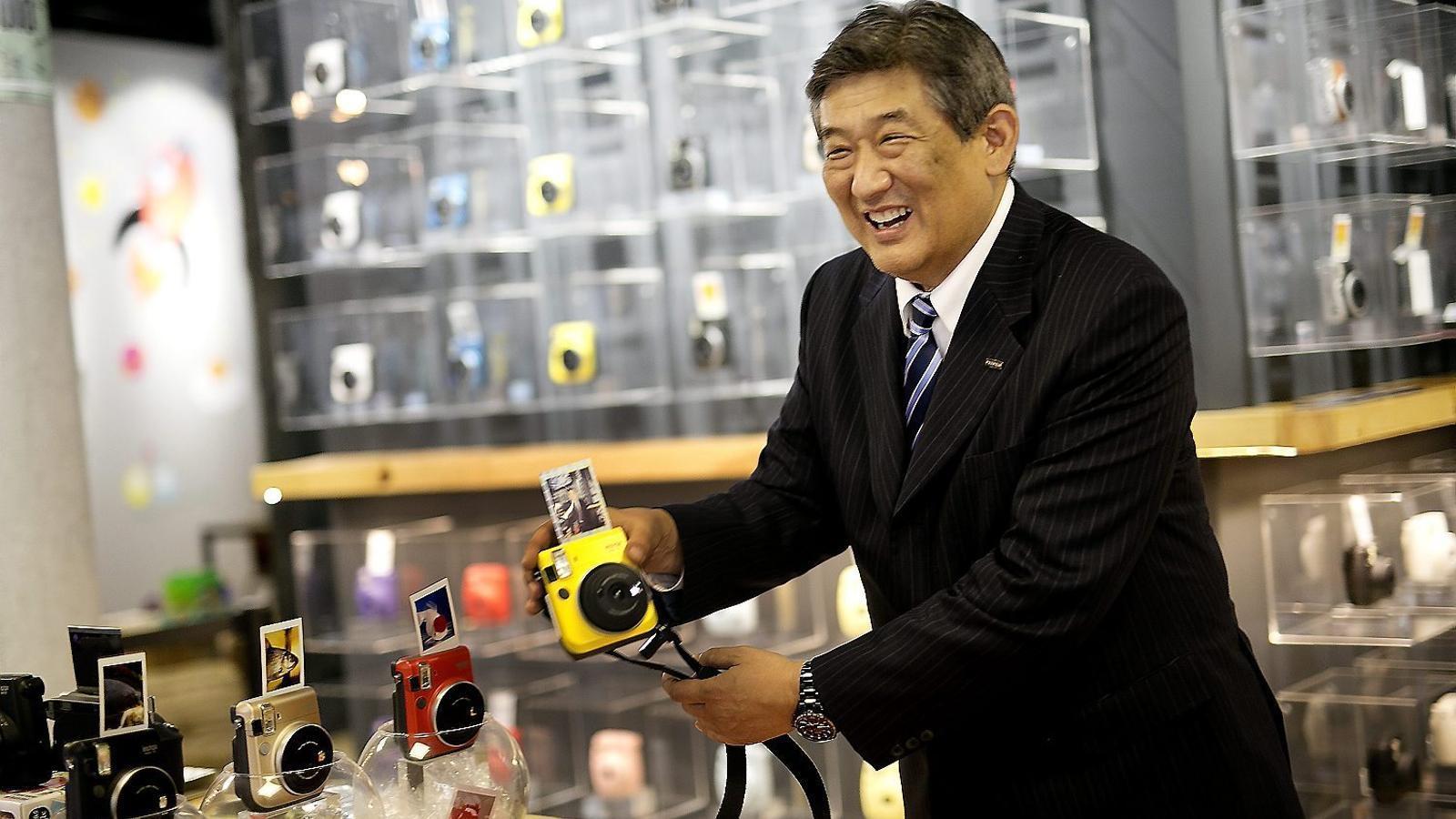 Les lliçons de la resurrecció de Fujifilm