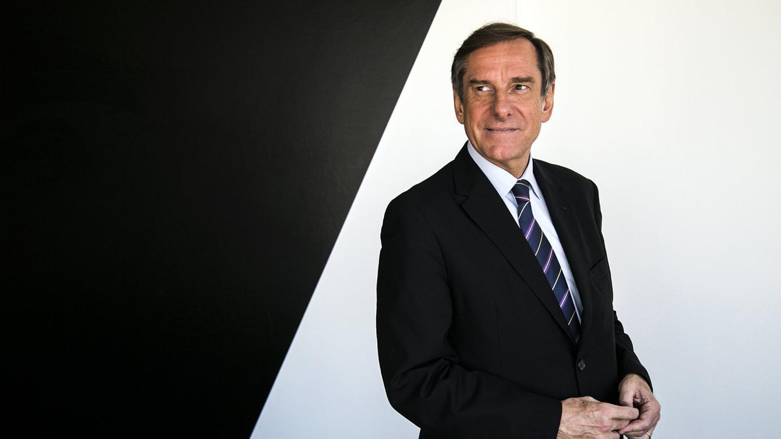 Ramon Rovira es posa al capdavant d'un nou 'info show' nocturn a 8TV