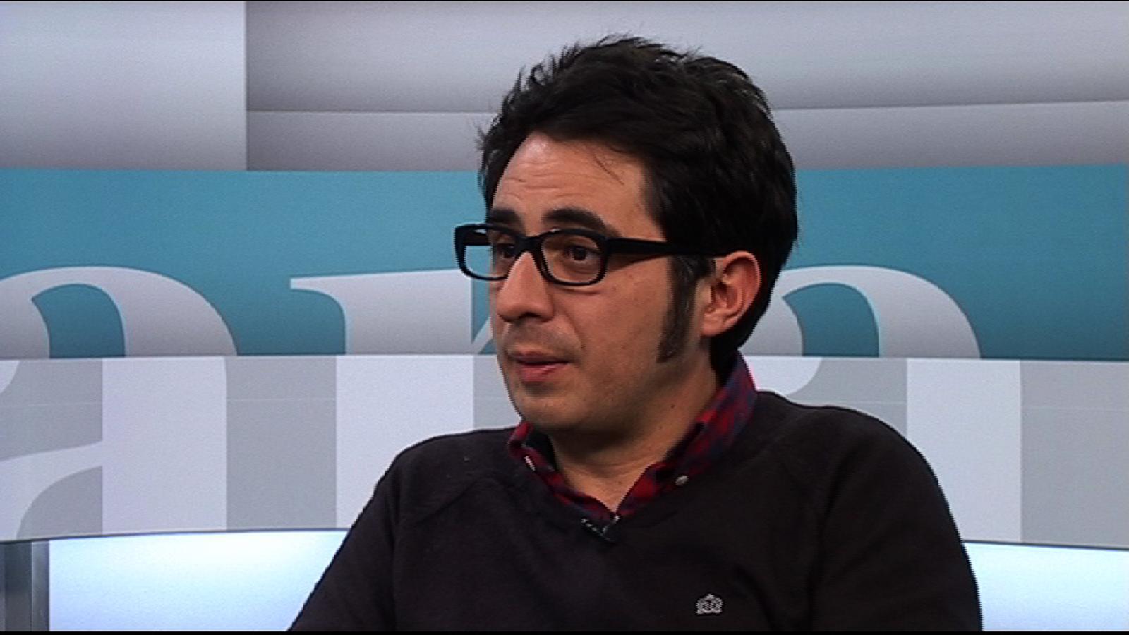 Berto Romero: Sóc carn d'evasió i la meva guerra és fer riure
