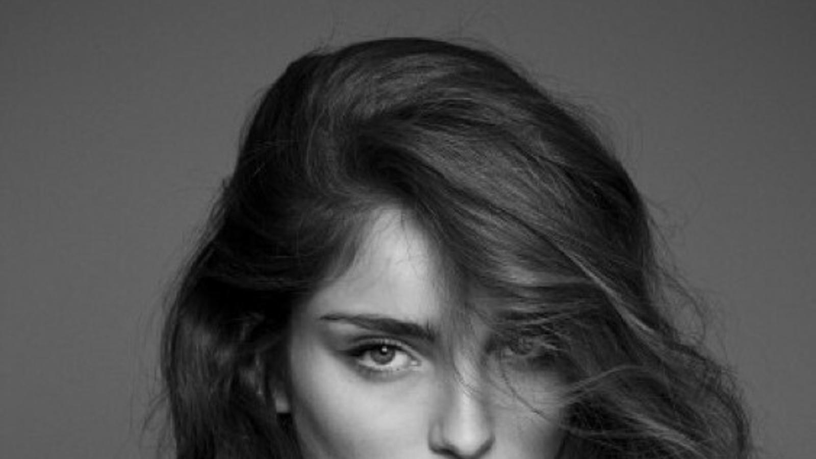 Paula Willems, en una foto de Traffic Models, la seva agència