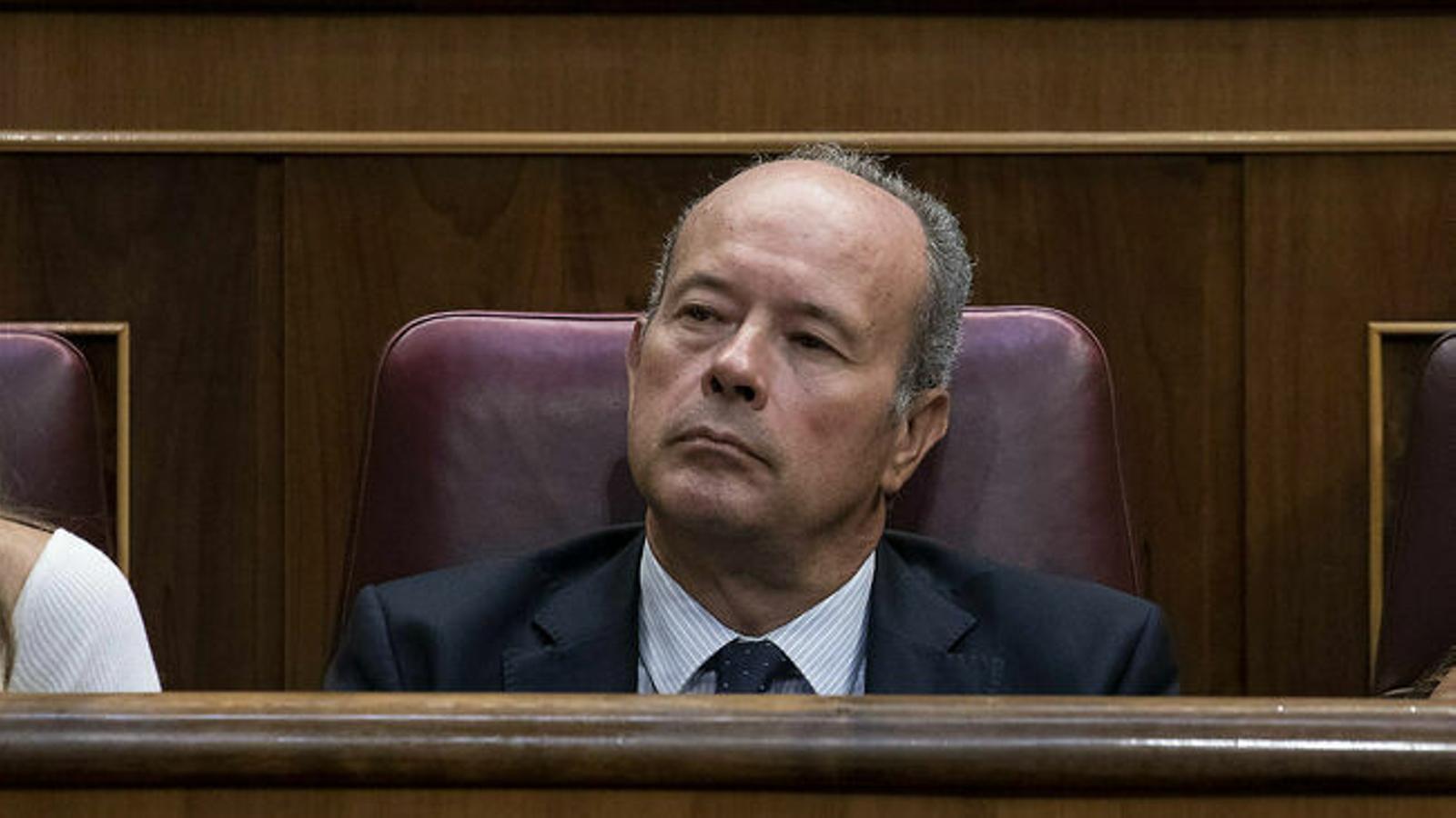 """El ministre de Justícia demana allunyar """"fantasmes"""" sobre indults que ni s'han registrat"""