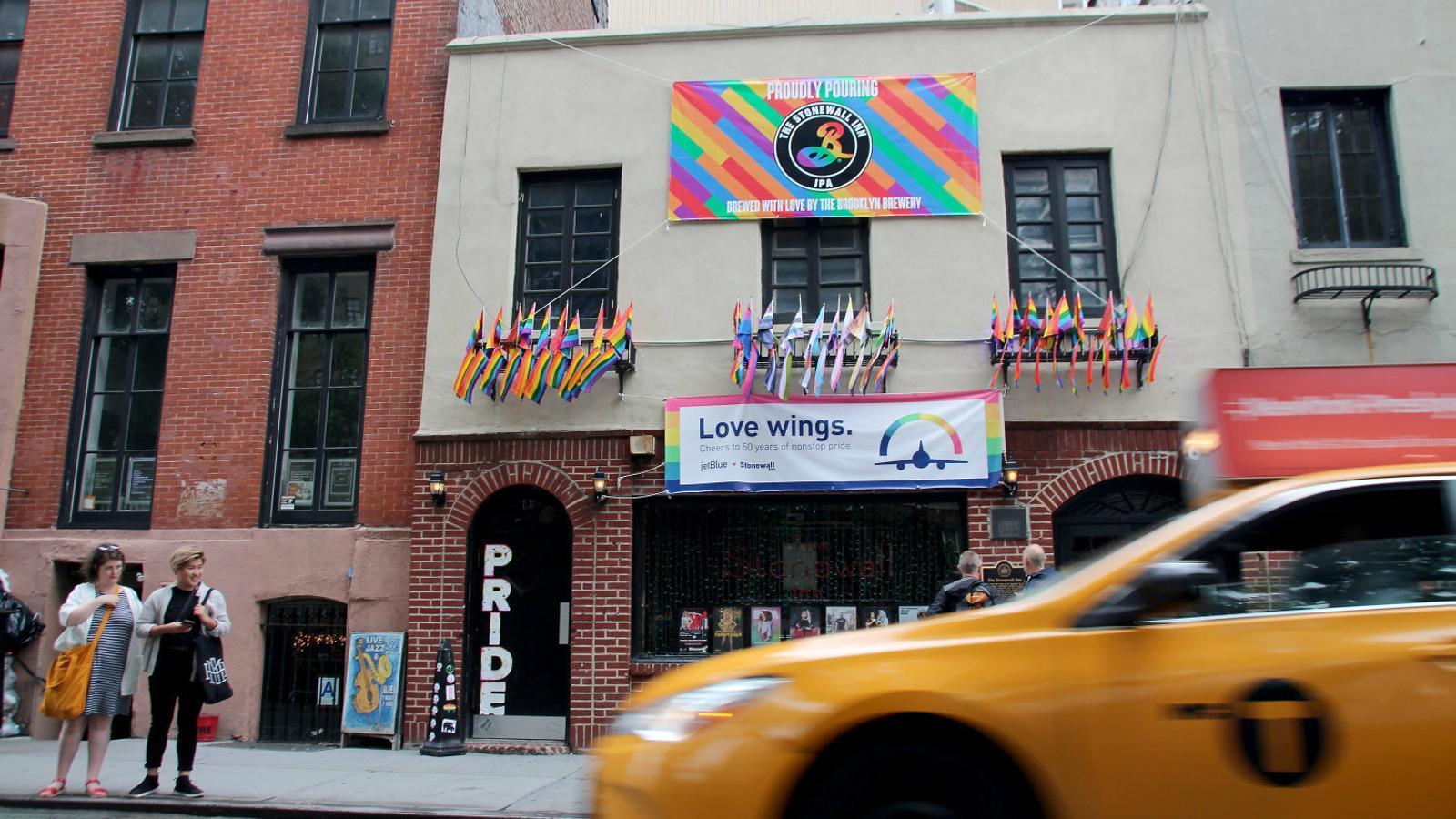 50 anys de Stonewall, la rebel·lió que va fer néixer l'orgull LGTBI