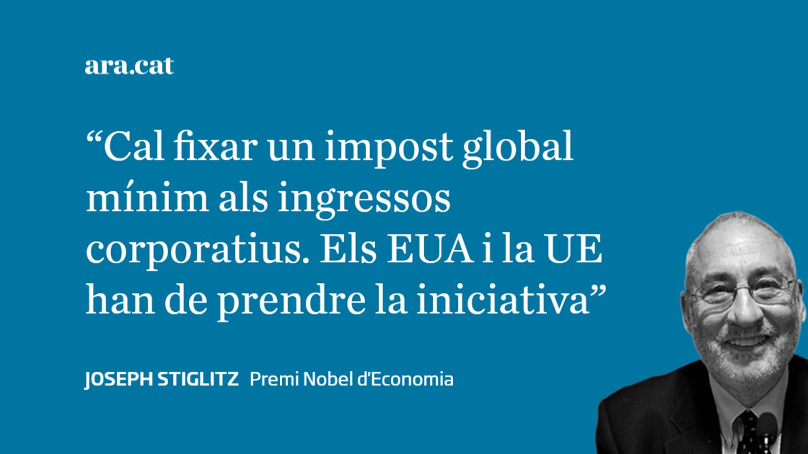 ¿Com es poden cobrar impostos  a les multinacionals elusives?