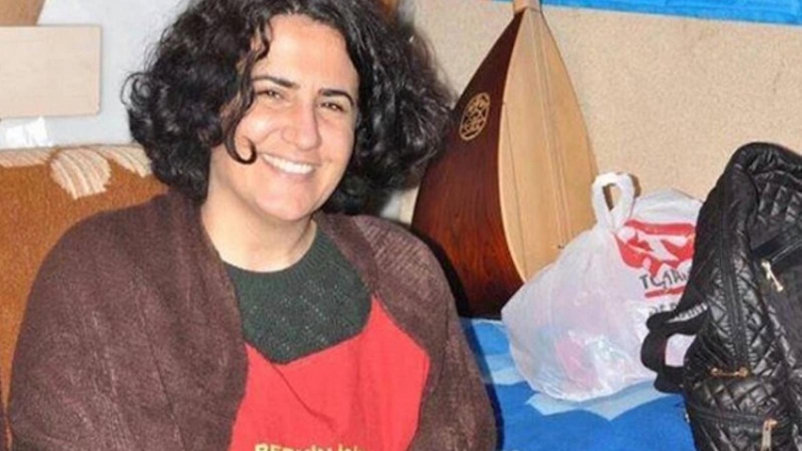 Ebru Timtik, en una imatge d'arxiu