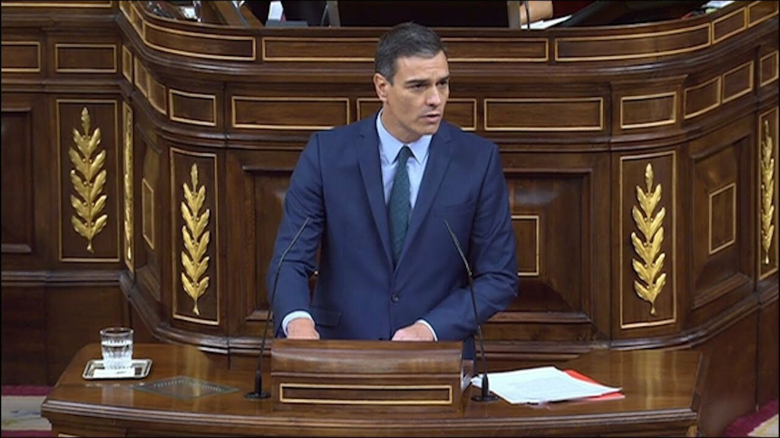 """Sánchez: """"Jo aspiro a ser president, però no a qualsevol preu"""""""