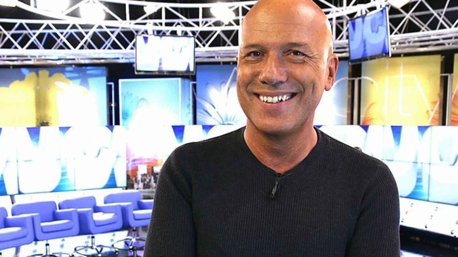 Alfons Arús presenta 'Arucitys' a 8TV des de fa 16 temporades