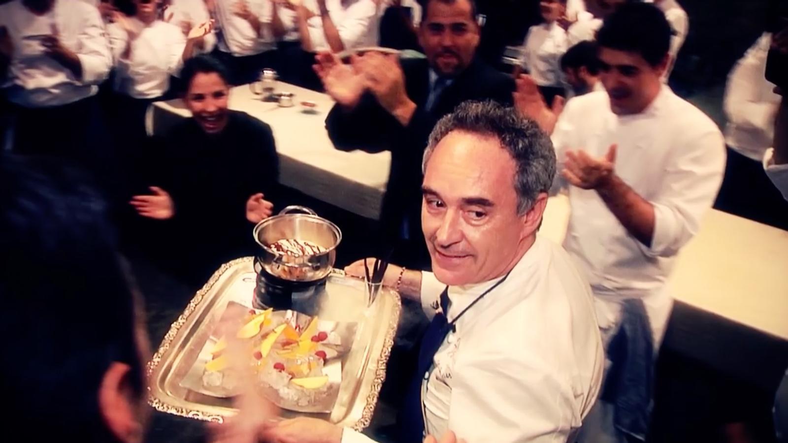 Ferran Adrià Sàpiens - anglès