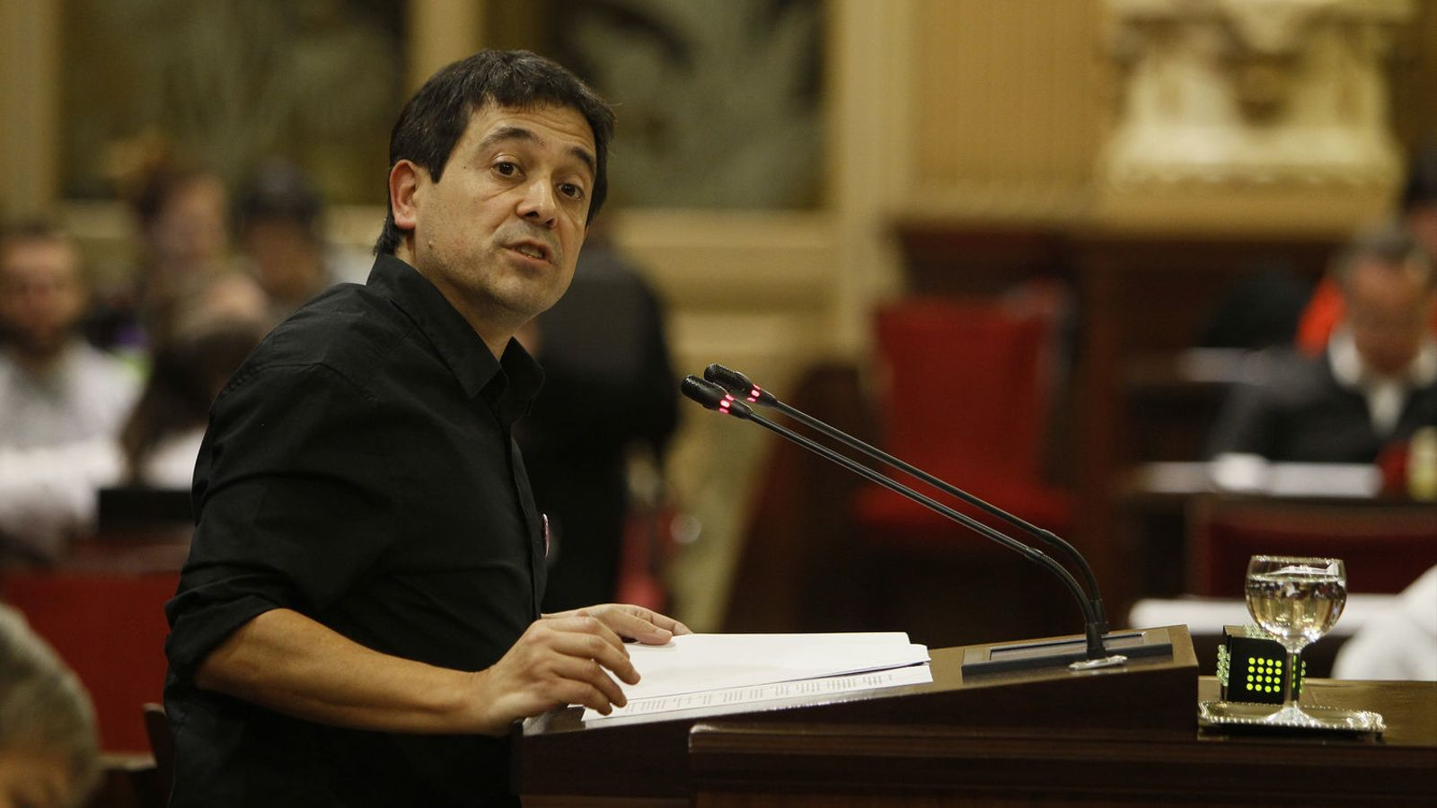 El coordinador general de Més per Menorca lamenta les conseqüències del viatge.