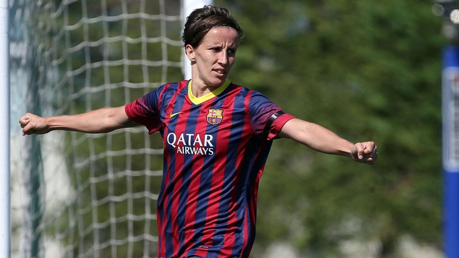 Es retira als 35 anys Sonia Bermúdez, la davantera campiona de lliga en 9 ocasions
