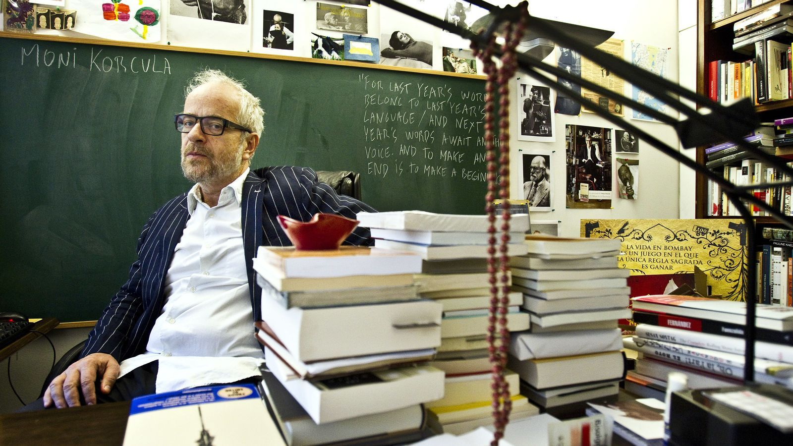 Claudio López Lamadrid,  l'editor tothom admirava