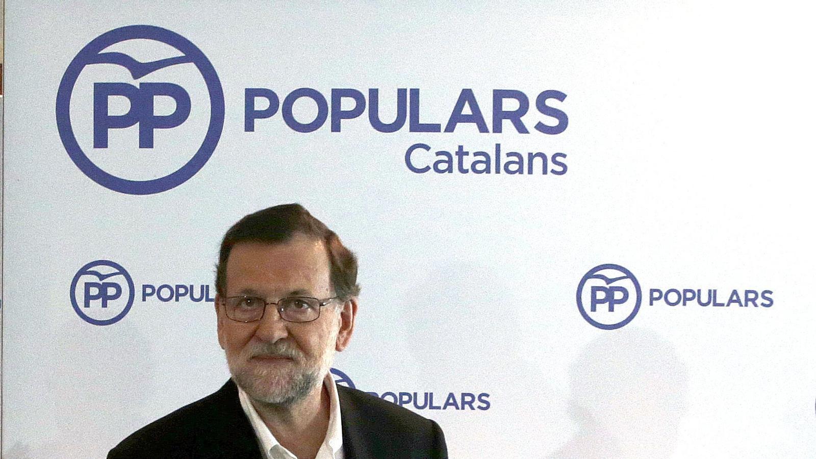Directe: Rajoy fa balanç del 21-D i de l'auge de Cs a la Junta Directiva Nacional del PP