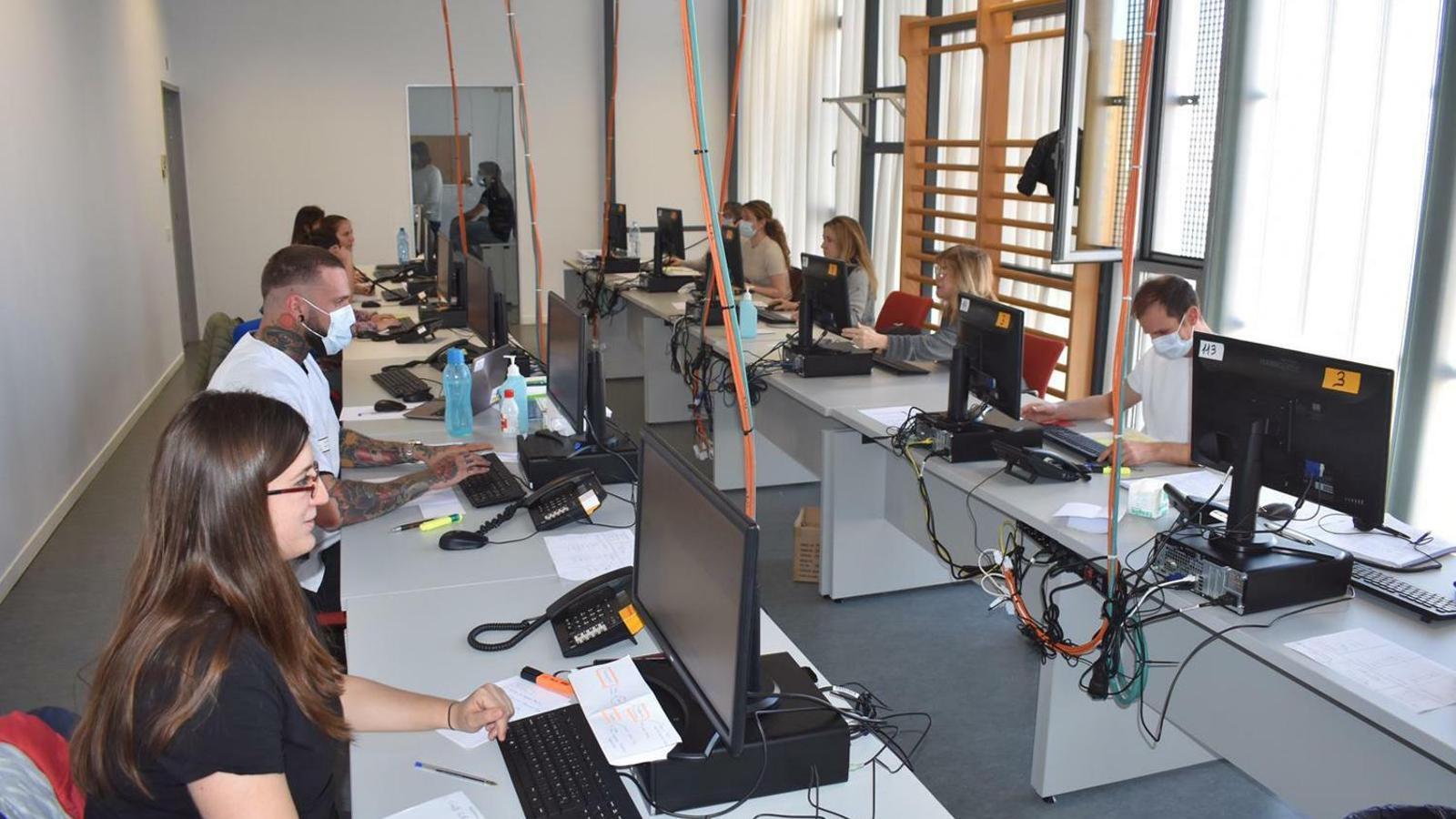 La Central, ubicada a la Unitat Bàsica de Salut Es Molinar, està operativa cada dia de la setmana de 8 a 20 h