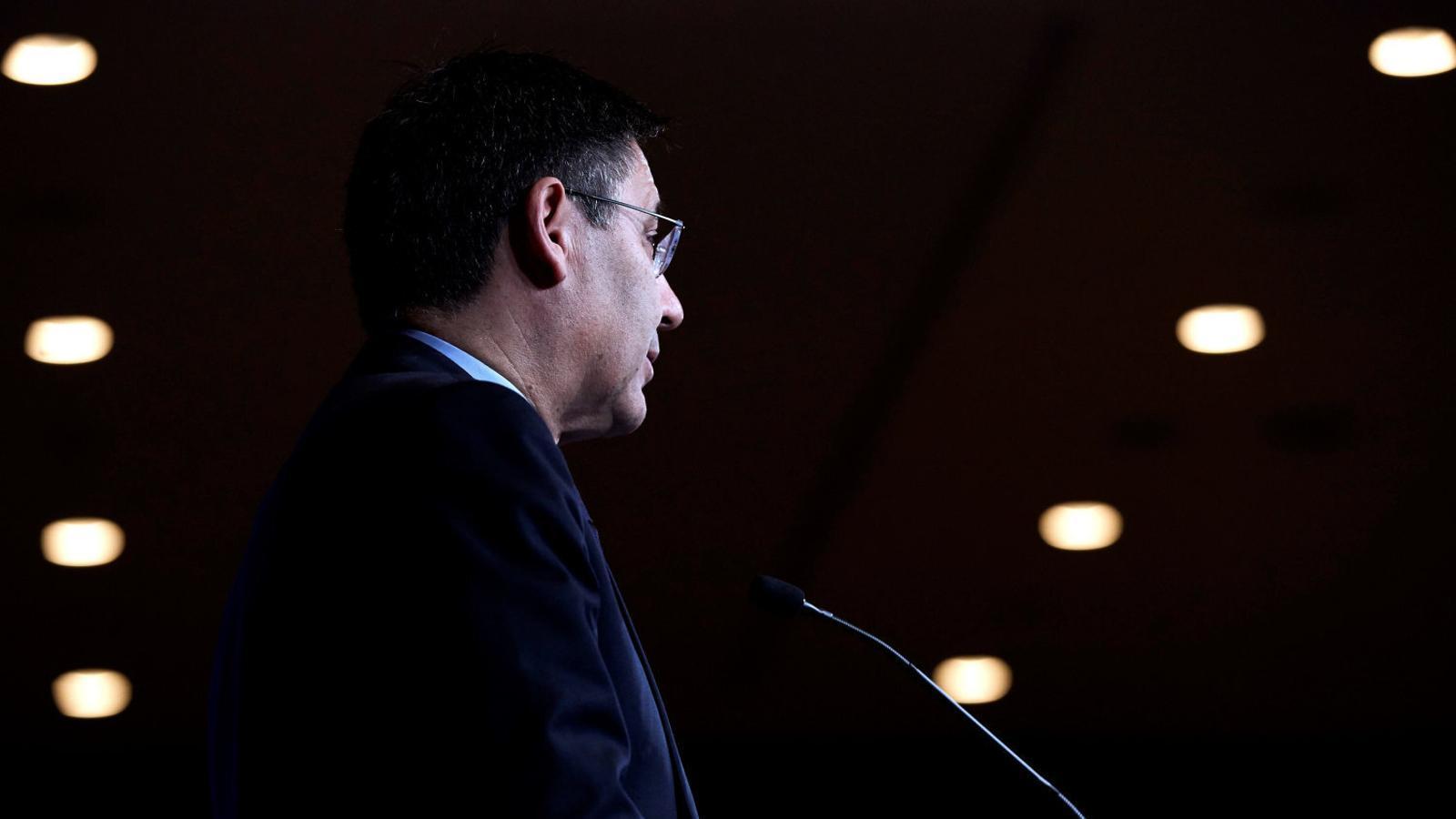 La junta gestora acomiada Jaume Masferrer, que havia recuperat les seves funcions després de l'auditoria del Barçagate