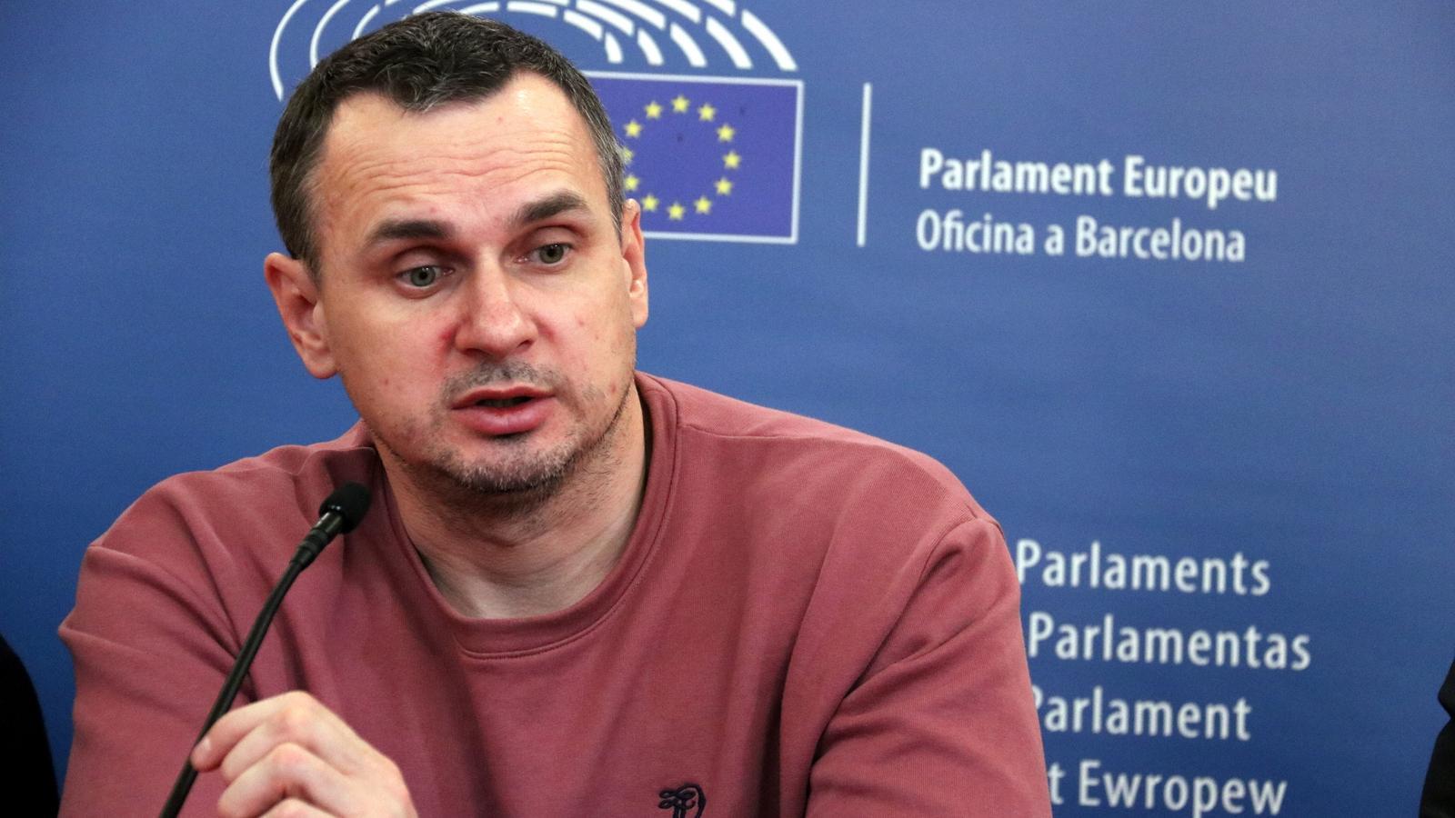 """Oleg Sentsov: """"A Rússia no existeixen els judicis justos"""""""