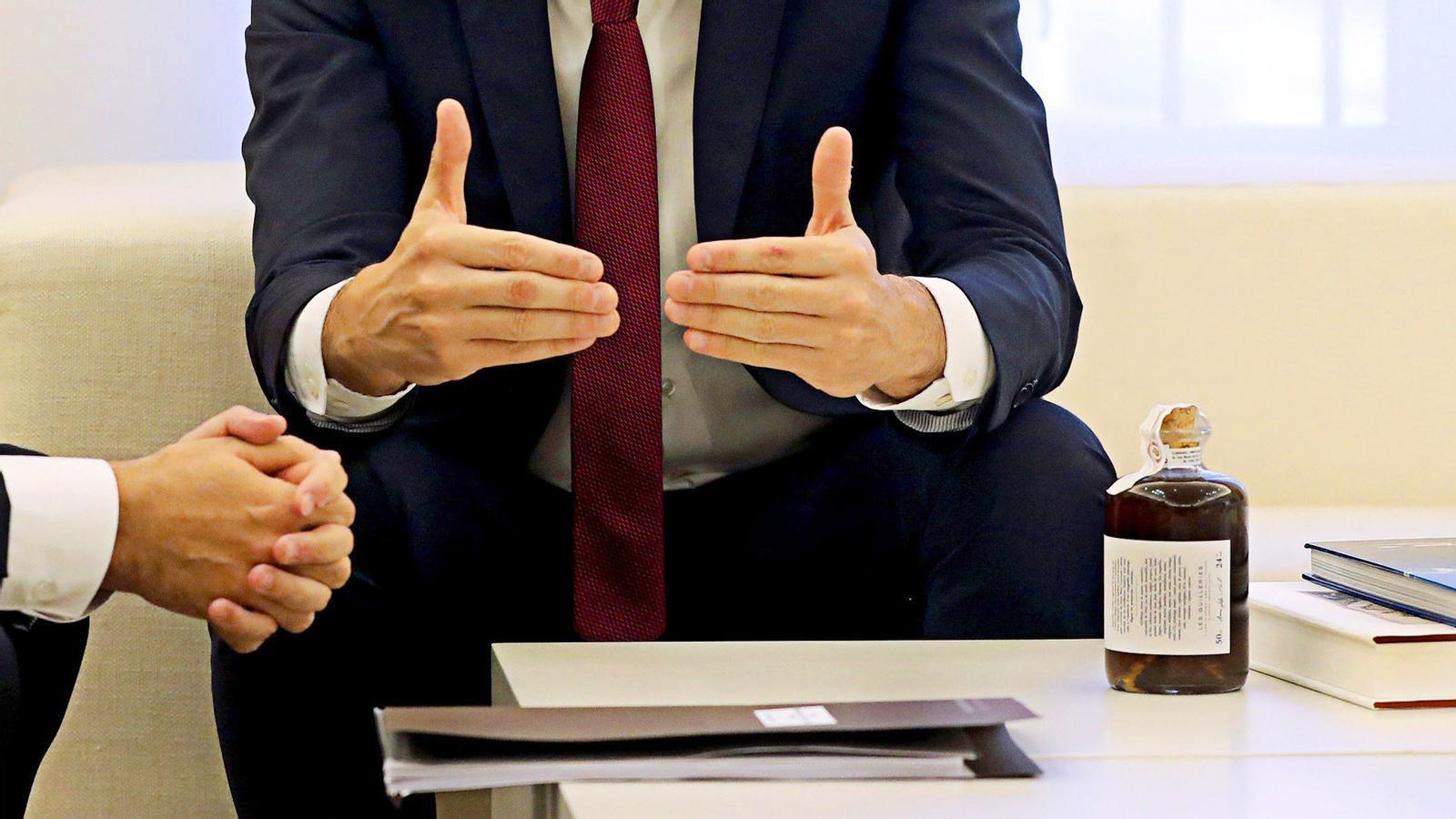 L'anàlisi d'Antoni Bassas: 'La diplomàcia de la ratafia'