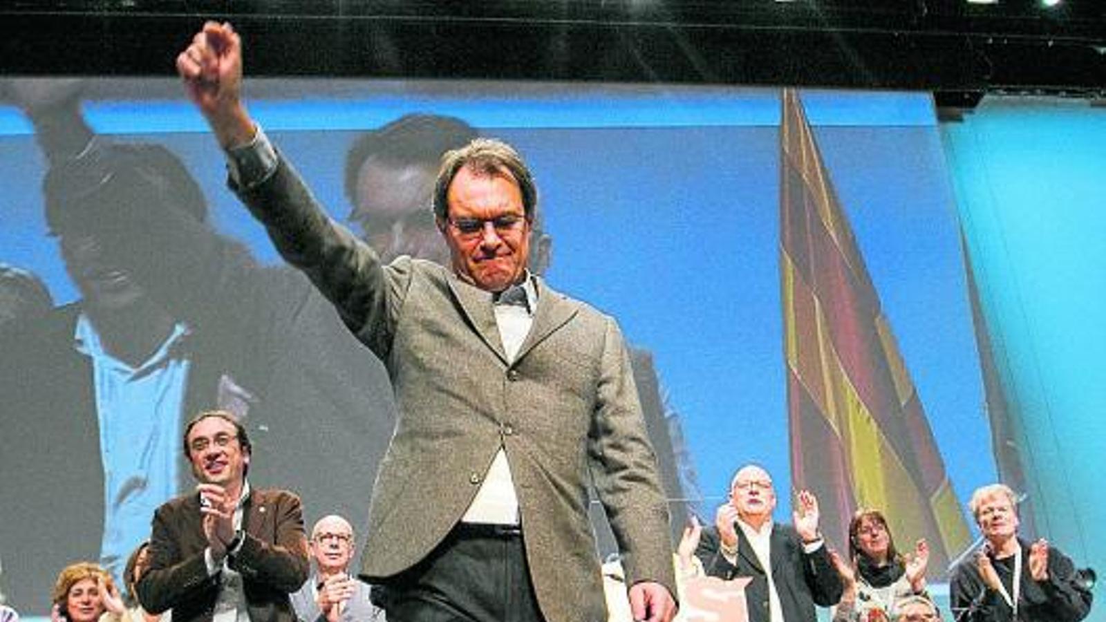 Mas avisa Rajoy de les conseqüències d'avortar el 9-N