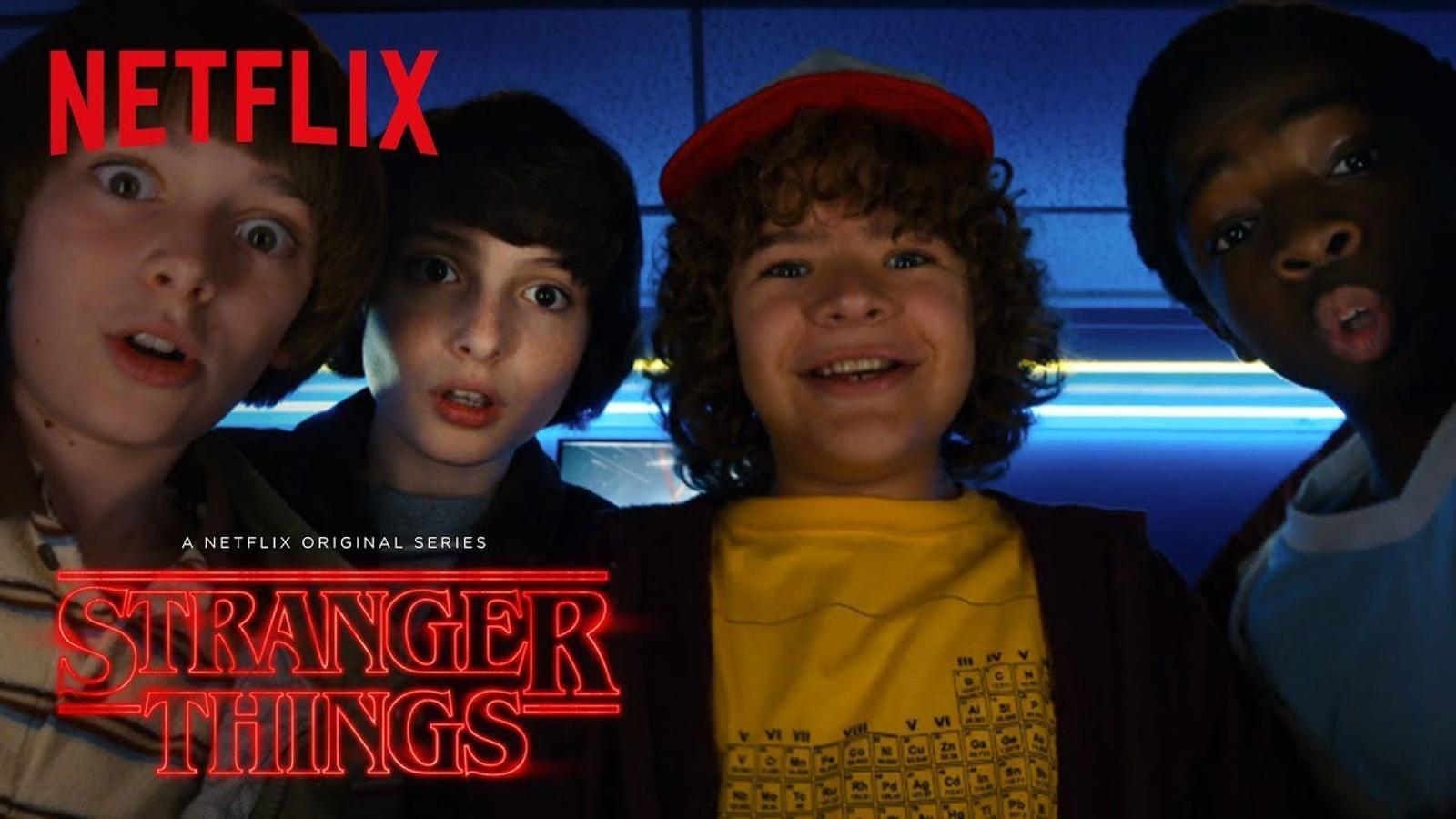 Tràiler de la segona temporada d''Stranger Things'