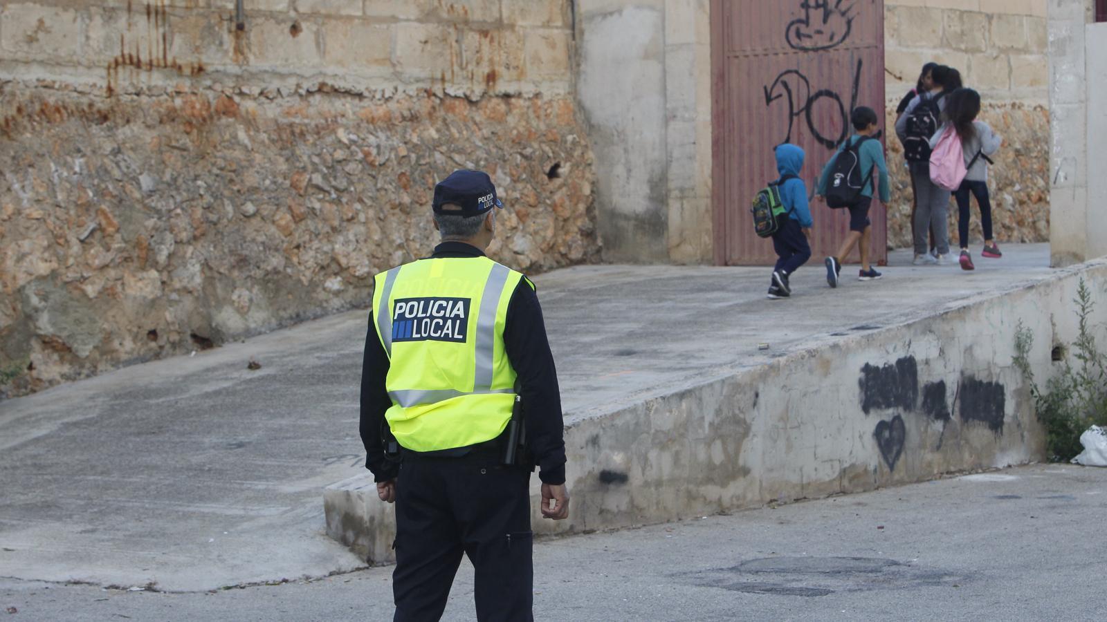 La Policia Local ha iniciat una investigació./ ISAAC BUJ