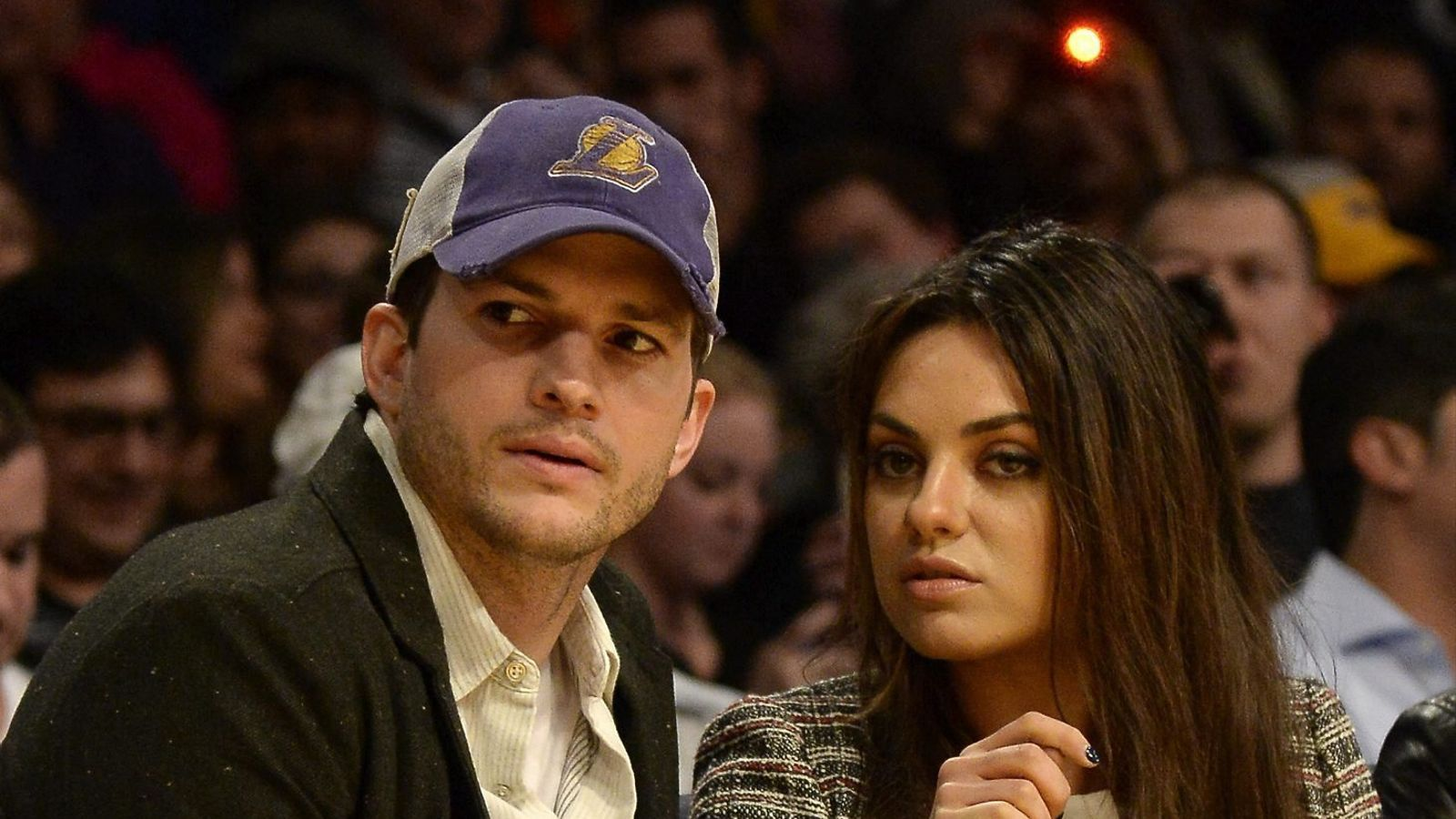 Kunis i Kutcher tornen a ser pares