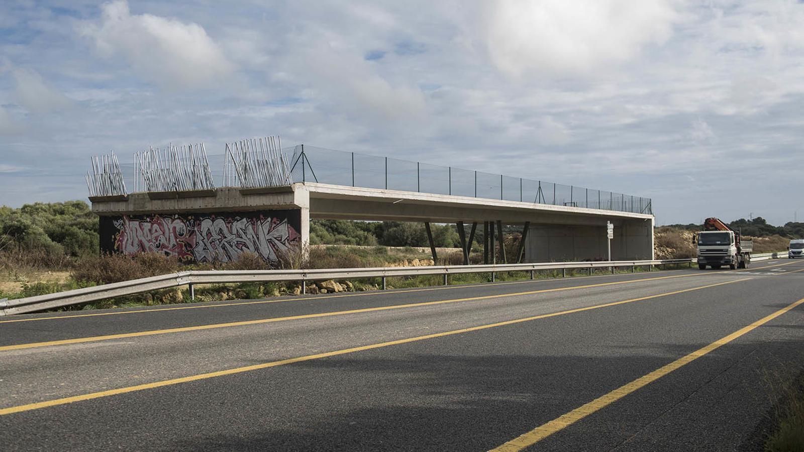 Els ponts de la carretera han dividit l'equip de govern del Consell a pocs mesos de la celebració de les eleccions.