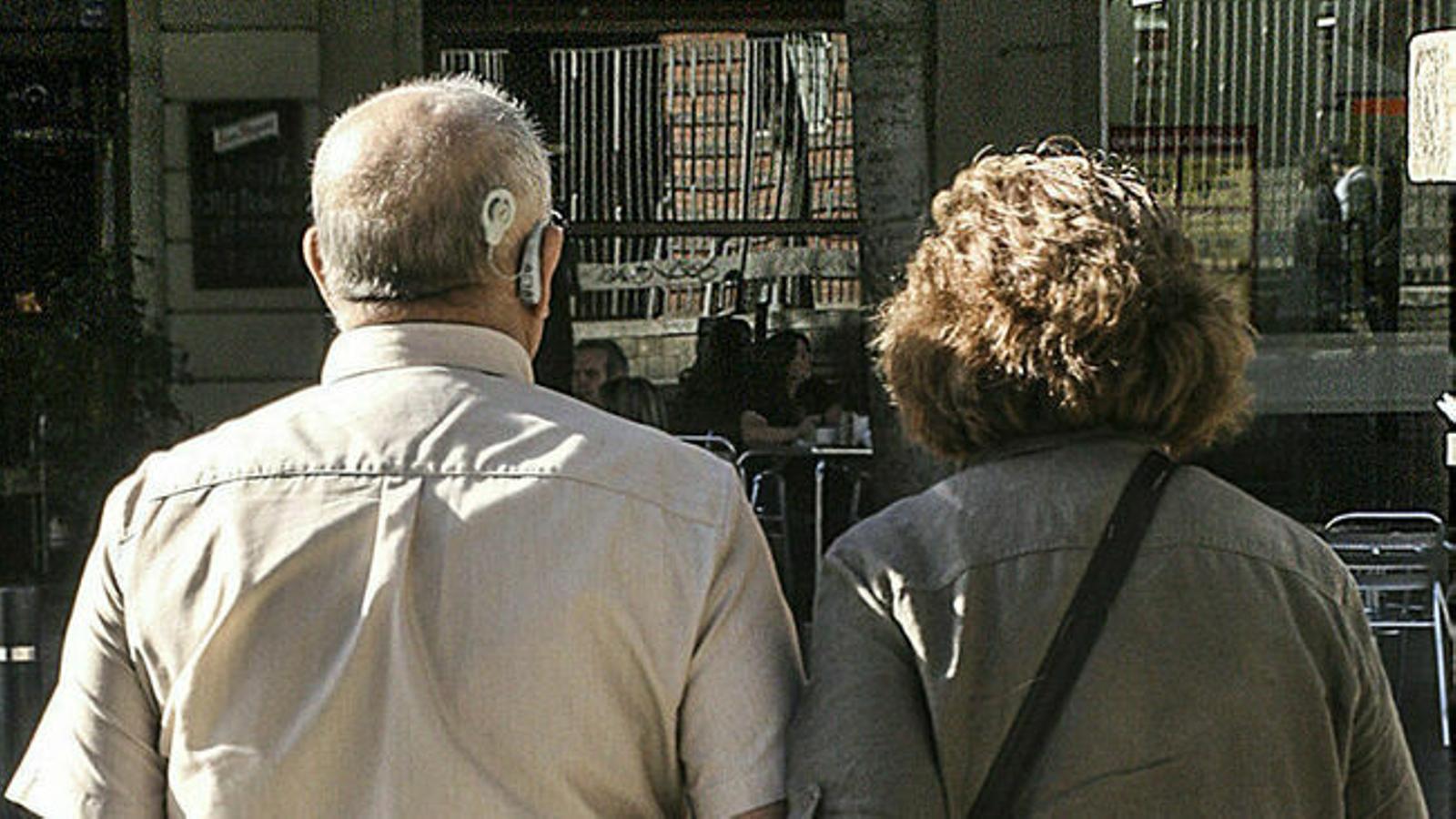 Les pensions a les Illes encara estan per davall la mitjana estatal