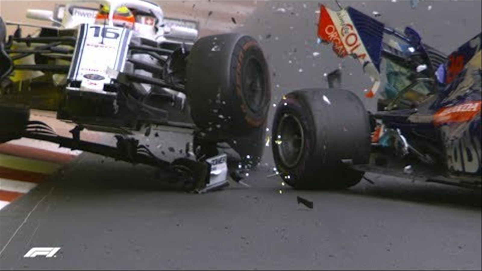 Resum GP de Mònaco de F1