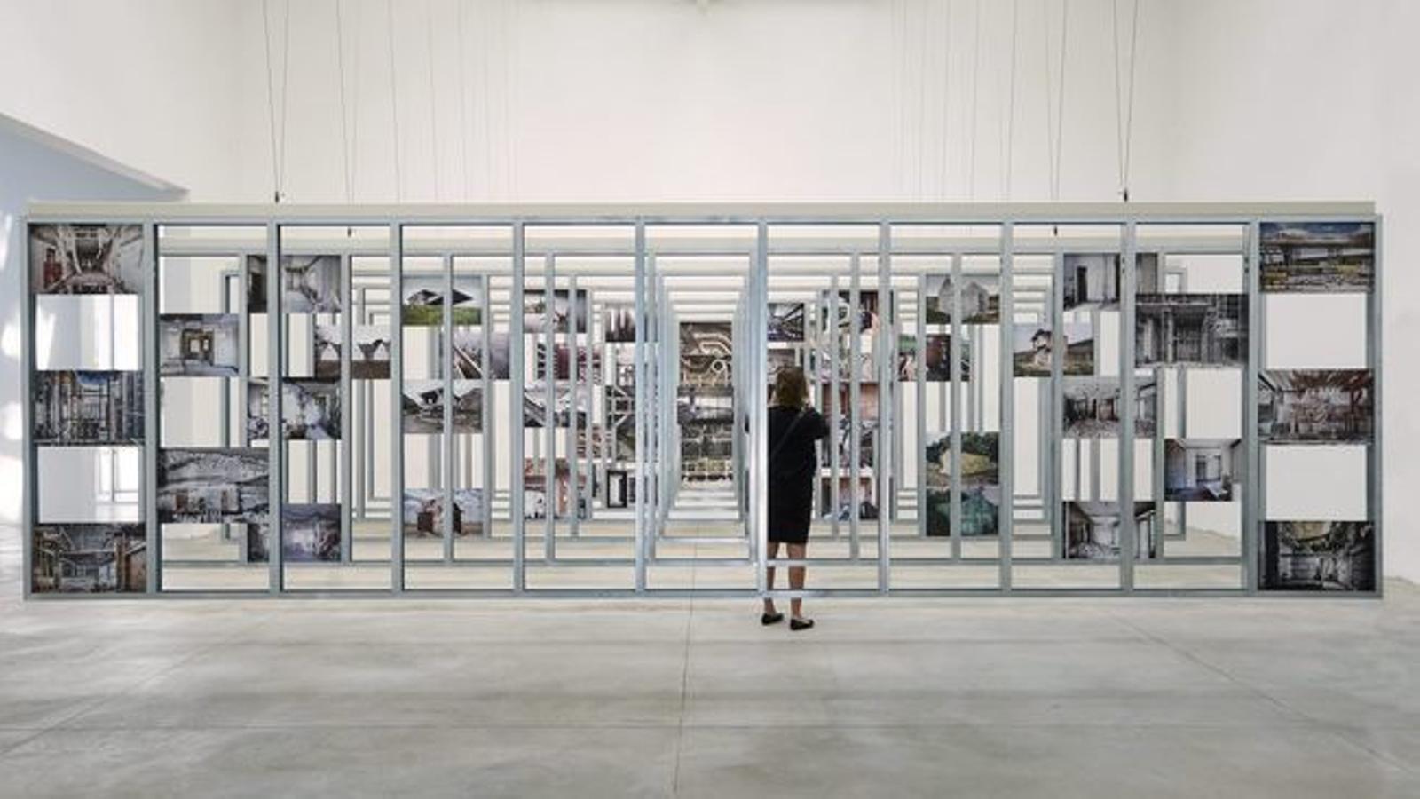 El pavelló espanyol  guanya el Lleó d'Or de la Biennal d'Arquitectura de Venècia
