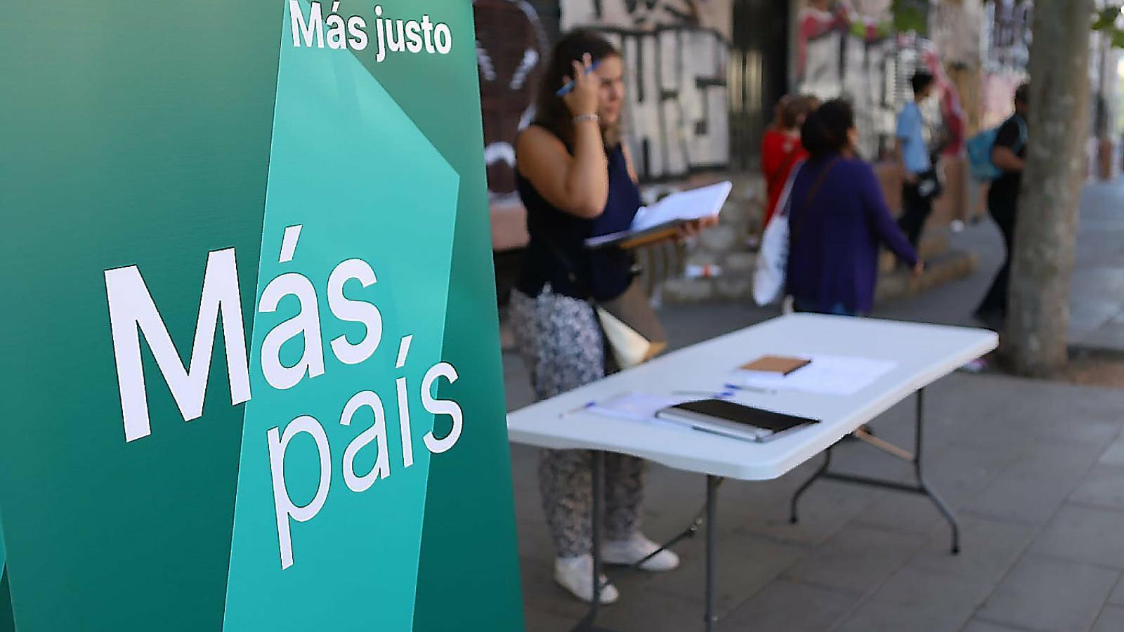 Més País prepara a correcuita la seva candidatura a les Illes