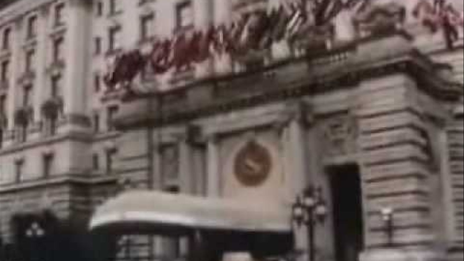Els crèdits inicials de la sèrie dels 80 'Hotel'