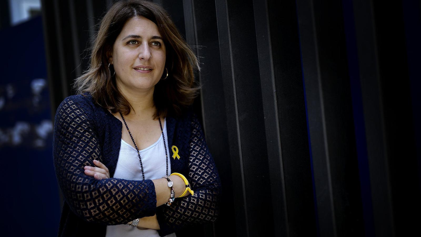 """Marta Pascal: """"M'agradaria molt que Puigdemont assumís la presidència del PDECat"""""""