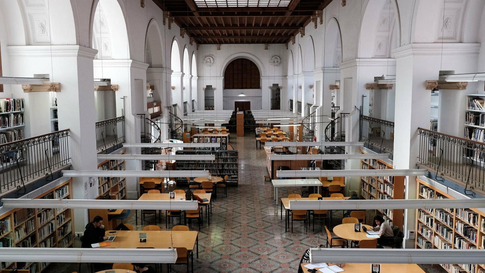 Ramon Llull: Un espai per als joves