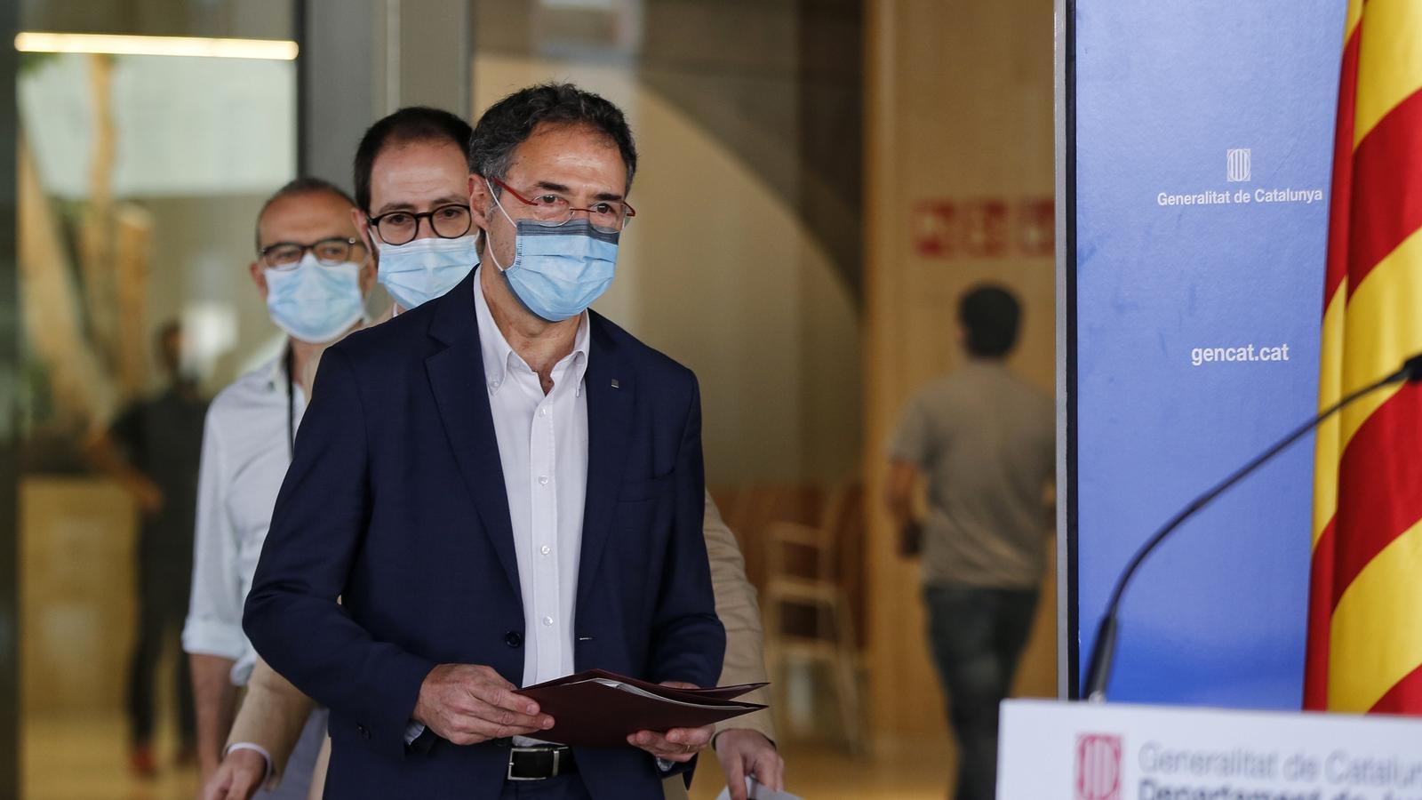 Les juntes de tractament proposen per unanimitat el tercer grau per a tots els presos polítics