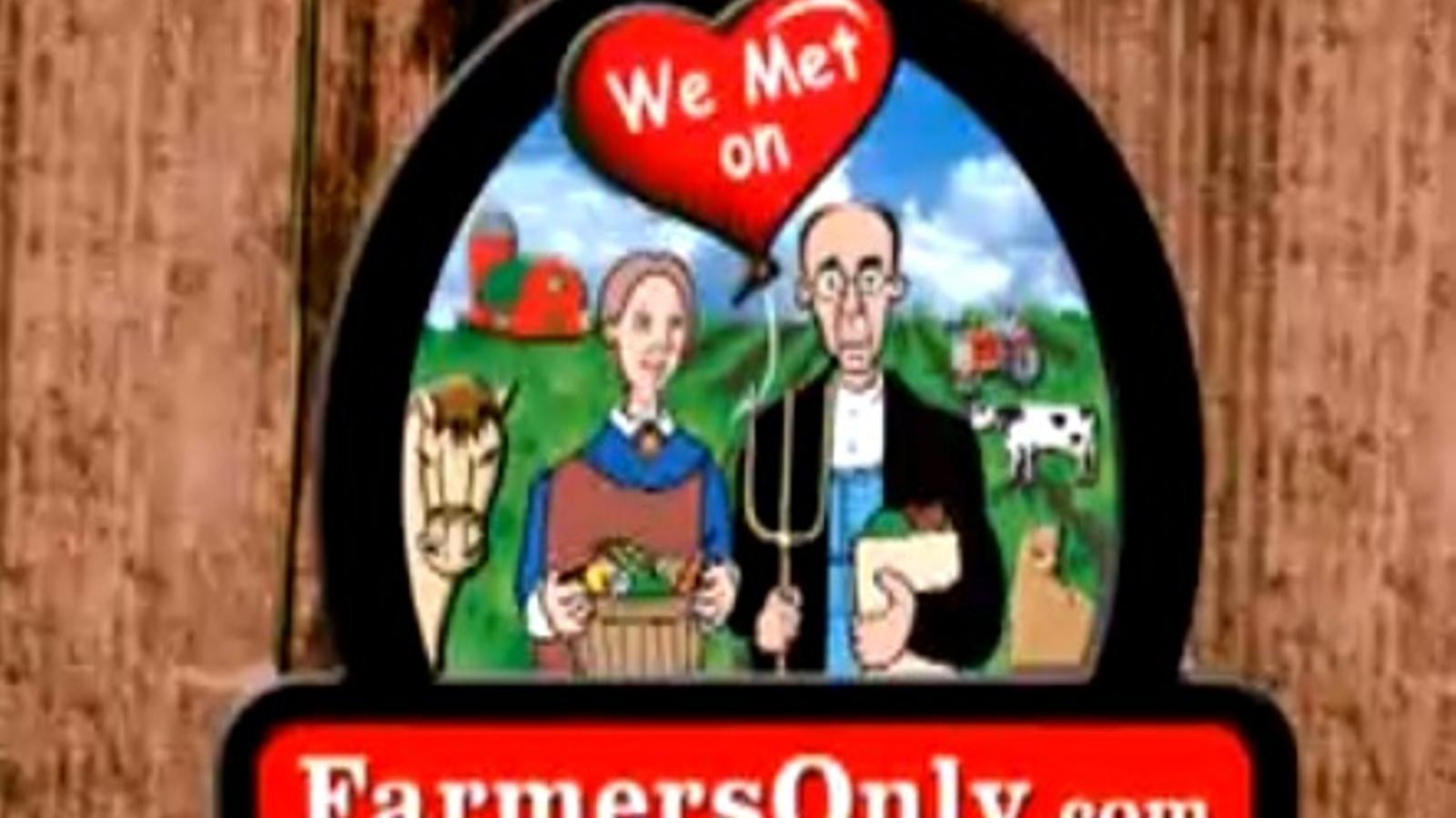 FarmersOnly.com permet als grangers lligar a través de la xarxa, als EUA