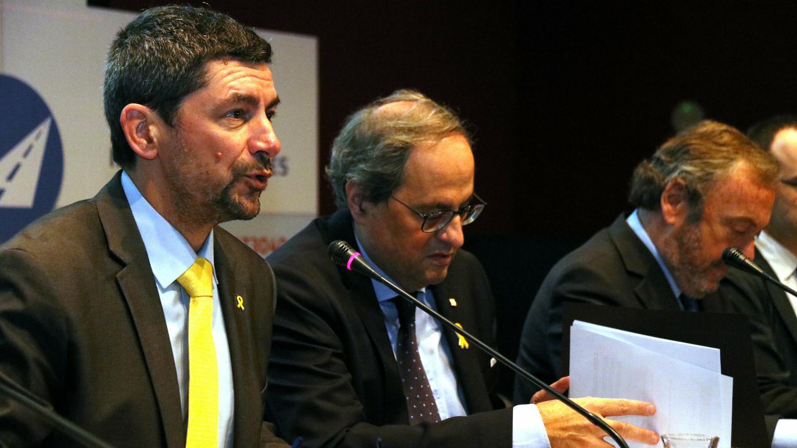 La Cambra xifra en 8.000 M€ el deute de l'Estat amb les infraestructures catalanes