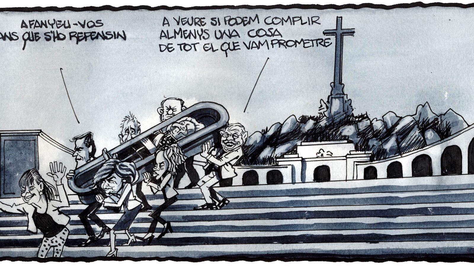 'A la contra', per Ferreres (26/09/2019)