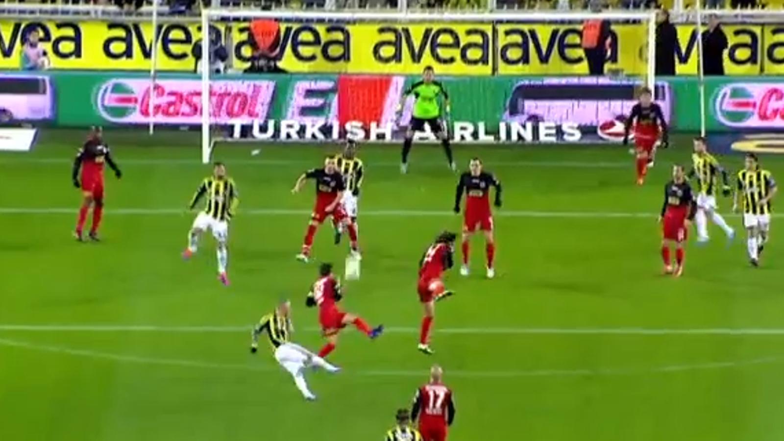 El gol de Miroslav Stoch amb el Fenerbahçe, premi Puskas al millor gol del 2012