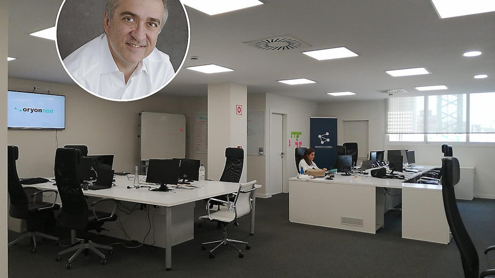 Oryon fitxa l'ex director tecnològic d'eDreams