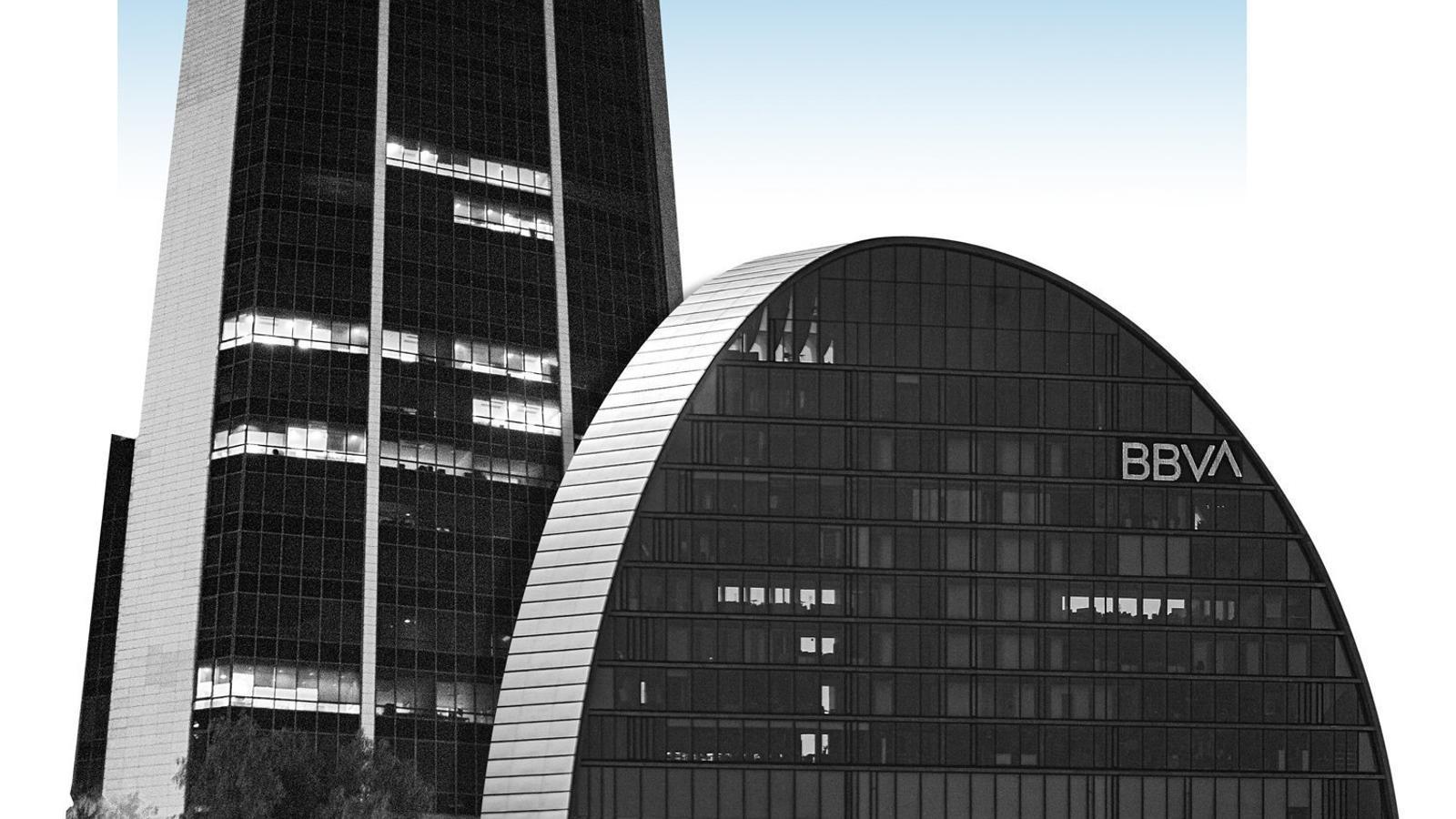 Sabadell i BBVA trenquen les converses de fusió