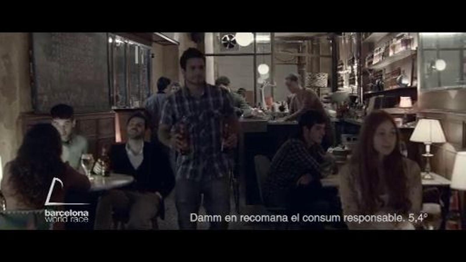 Espot de Damm de 2011: què tenim?