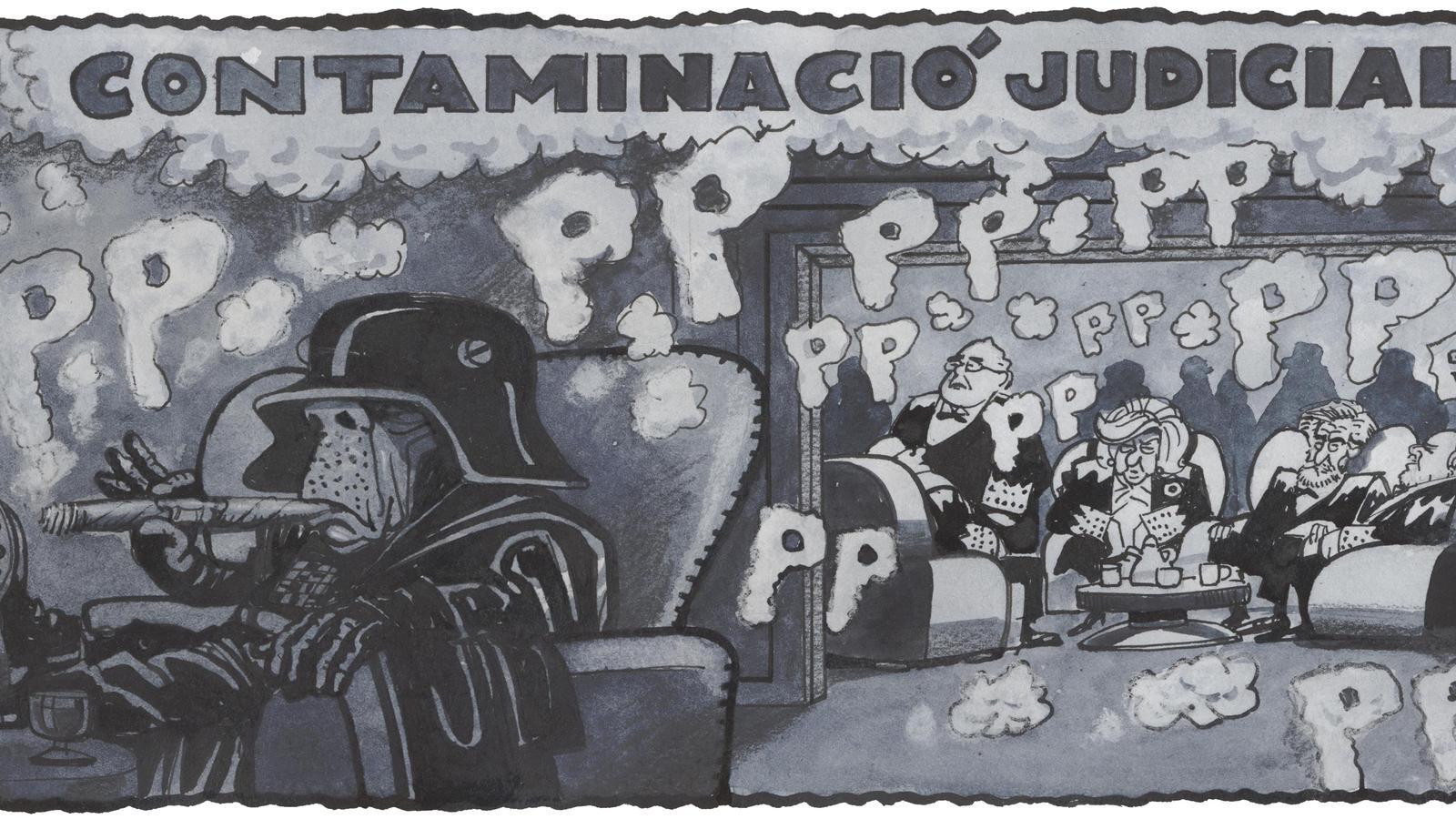 'A la contra', per Ferreres 28/09/2020