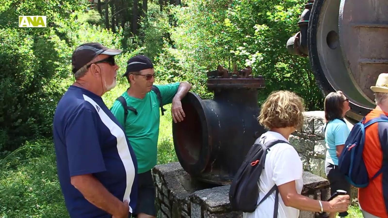 L'origen de l'electricitat a Andorra al descobert